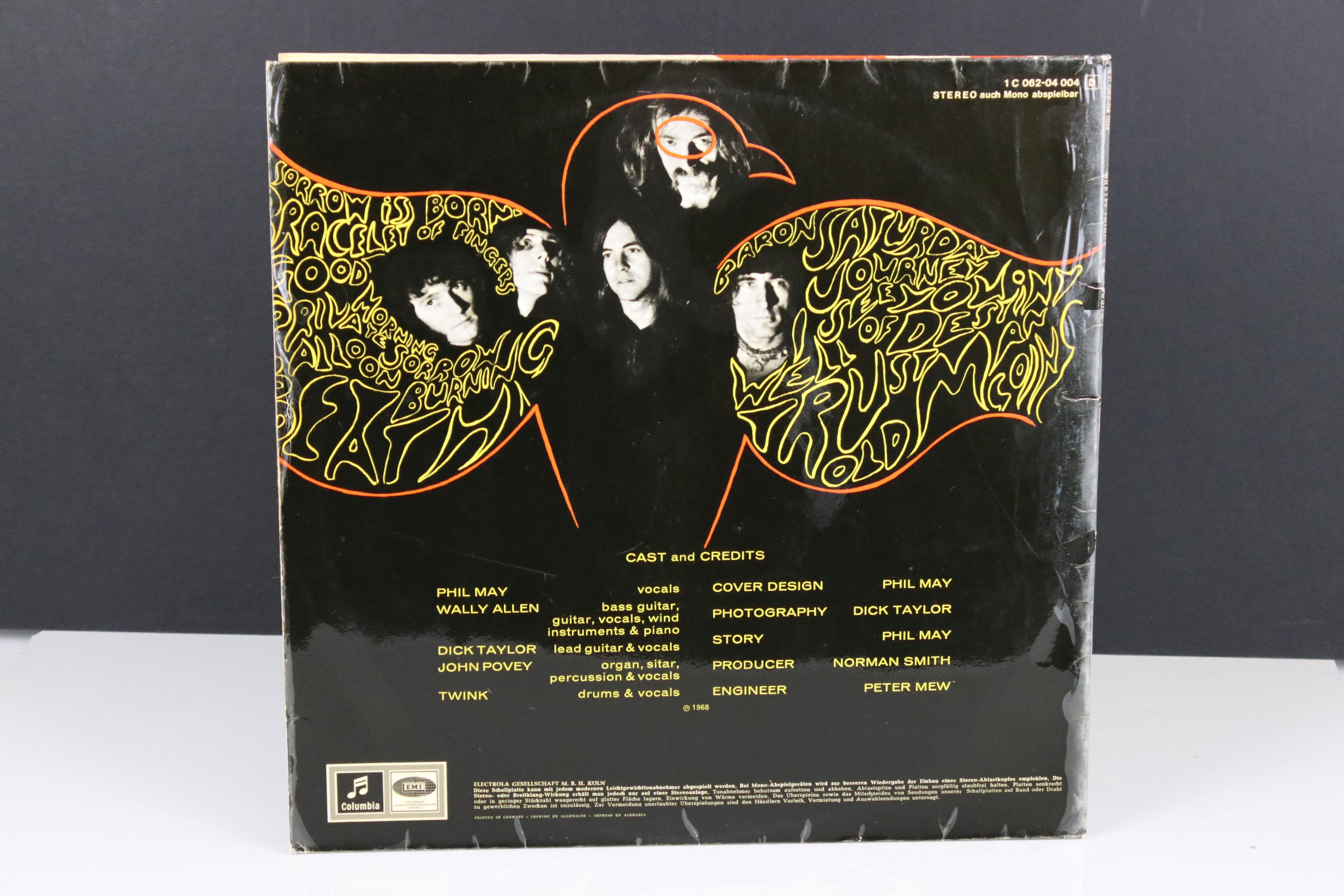 Vinyl - Pretty Things SF Sorrow LP on Columbia IC06204004 German pressing, gatefold sleeve, sleeve - Image 5 of 5