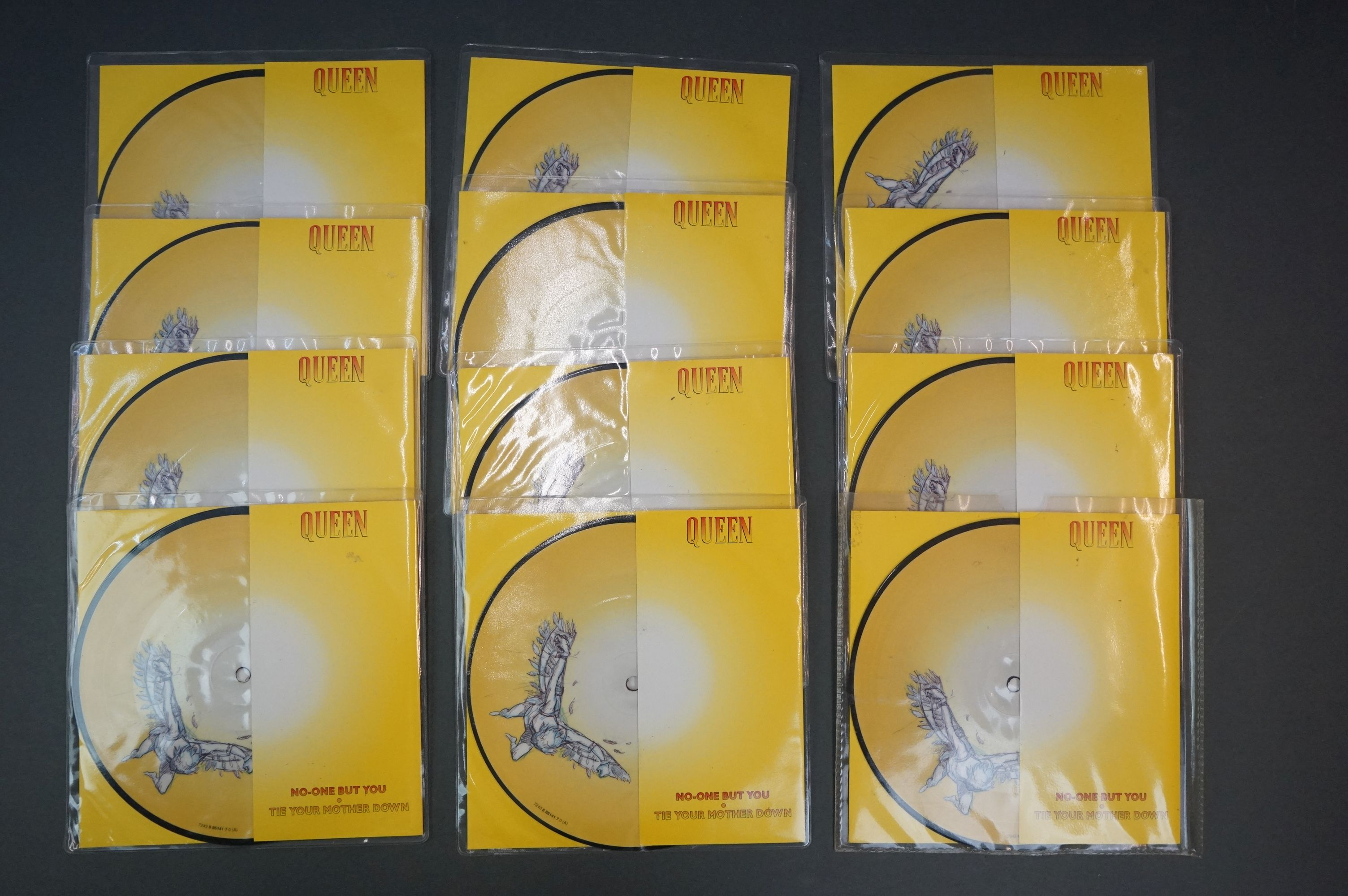 Vinyl - Queen & related collection of 7 inch singles including 12 x No One But You Ltd Edn picture - Image 10 of 11