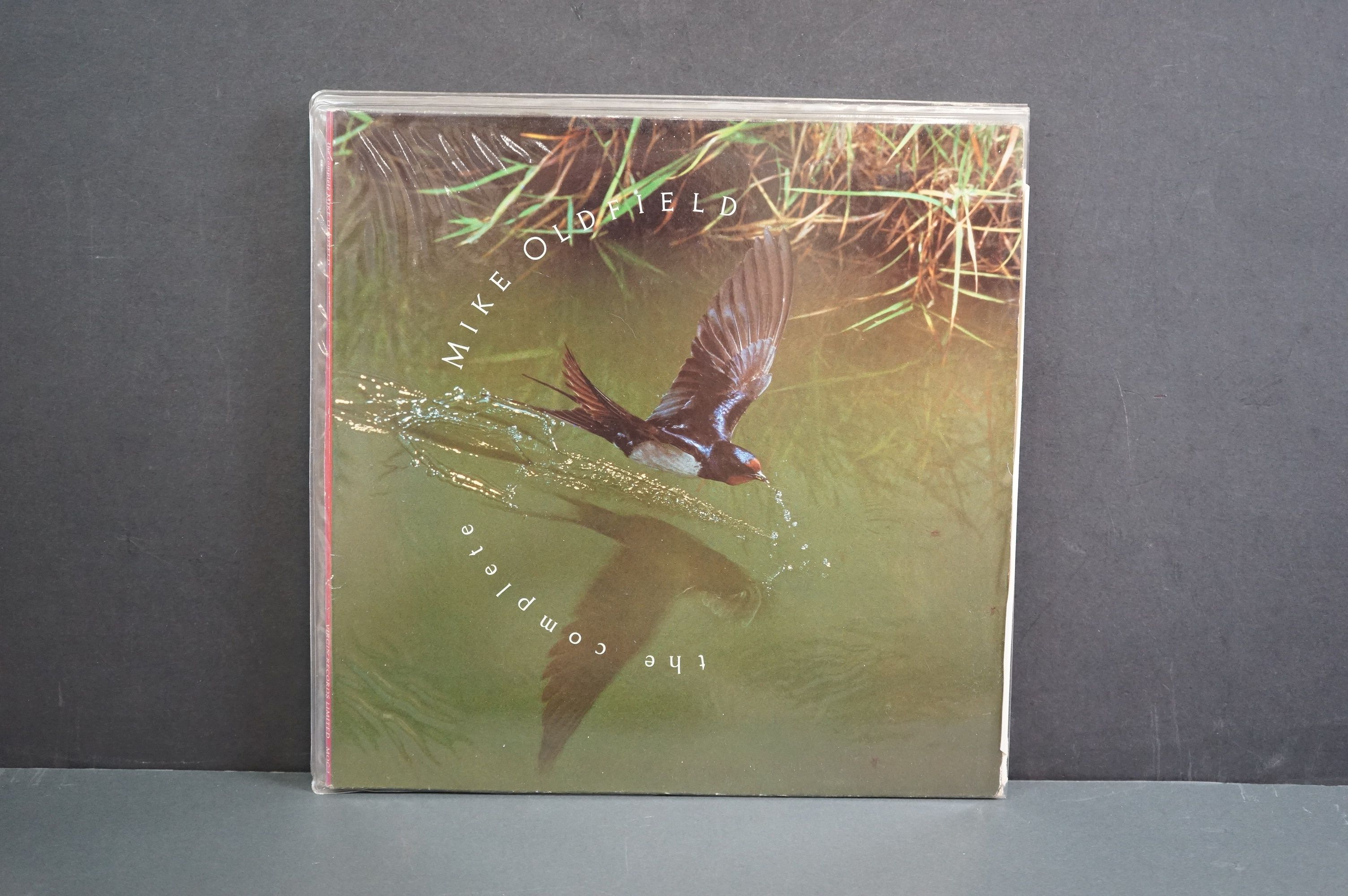 Vinyl - 14 Mike Oldfield LPs to include Tubular Bells, Five Miles Out, Best Of, Discovery etc, - Image 11 of 15