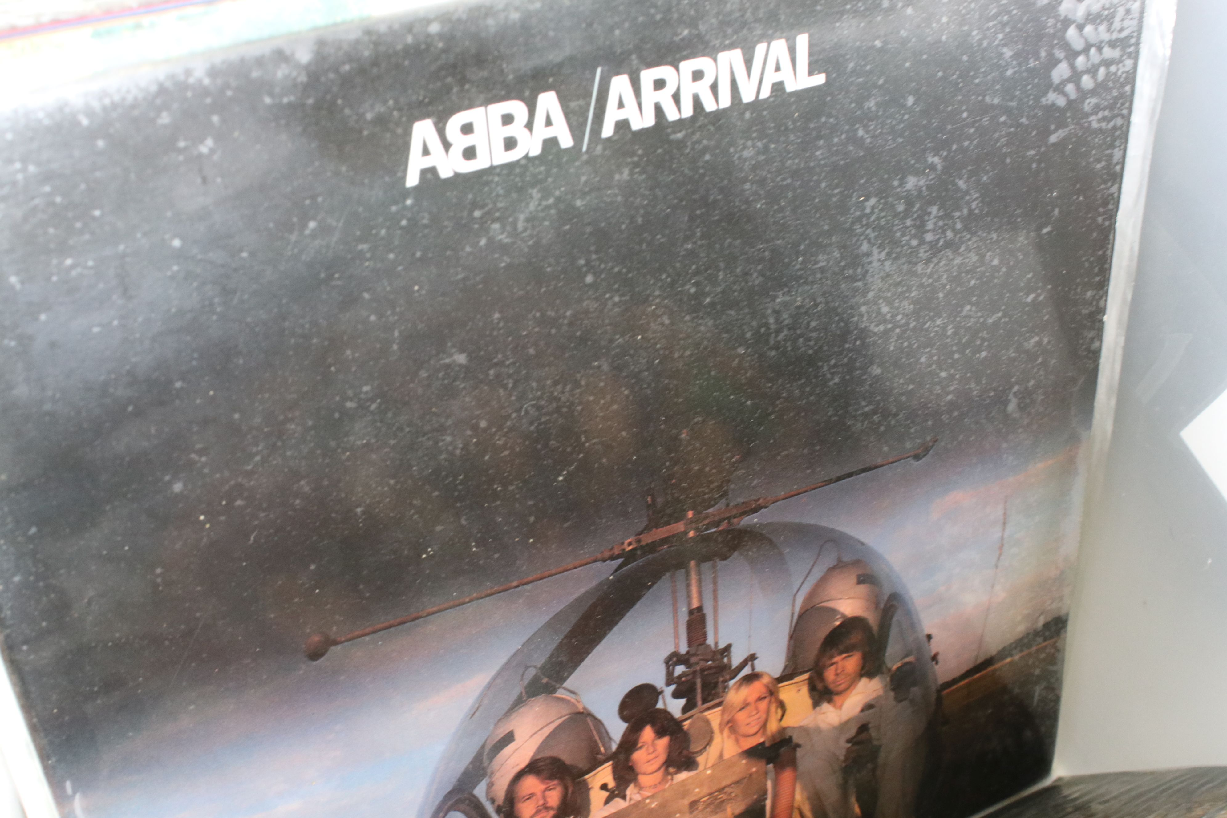 """Vinyl - Around 60 Pop and Rock LPs to include some 7"""" singles, artists feature The Eagles, ELP, Mike - Image 10 of 12"""