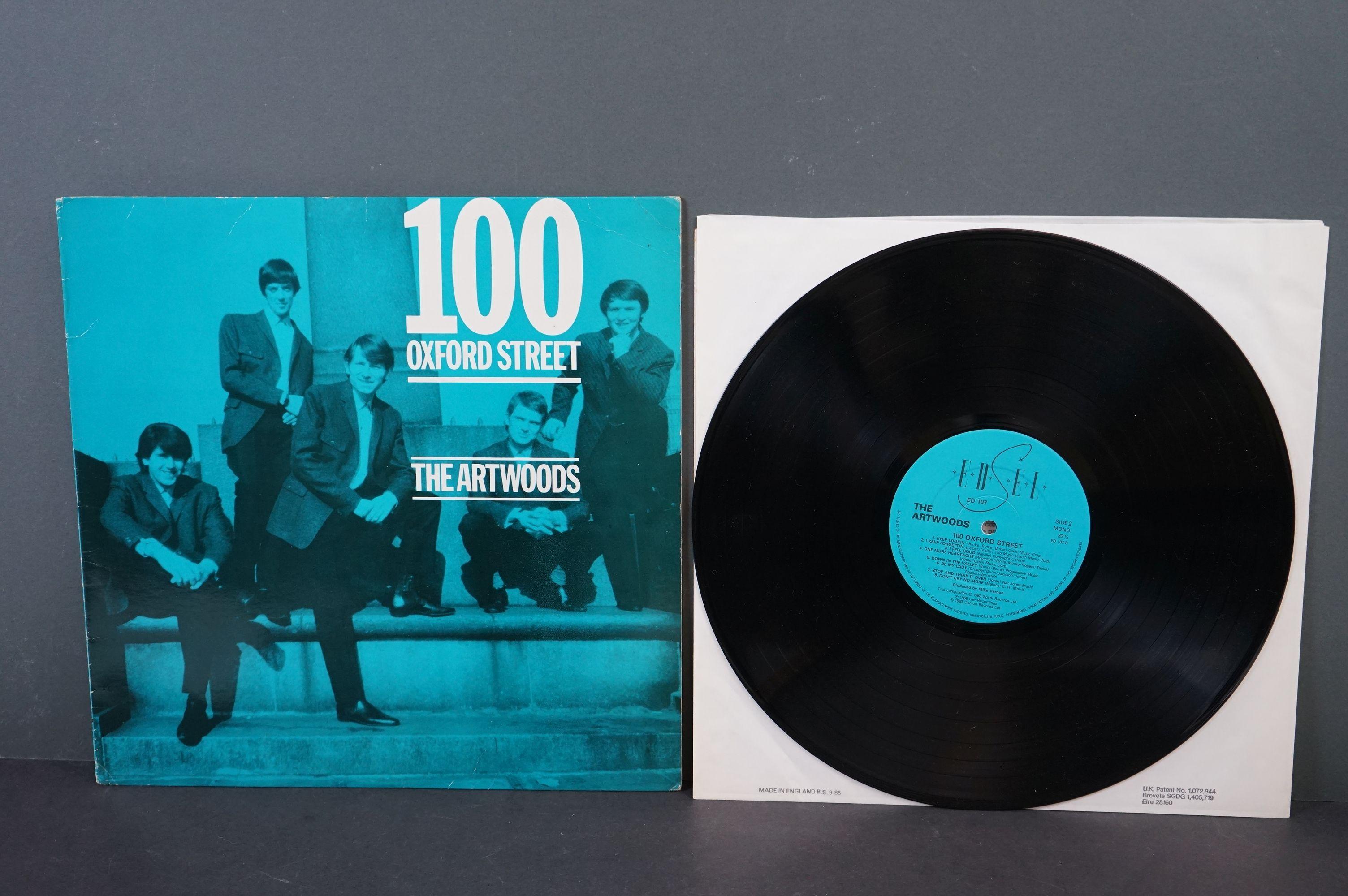 Vinyl - Psych / Prog - Five long deleted reissues of UK Psych / Prog Albums. Open Mind - Open - Image 8 of 12