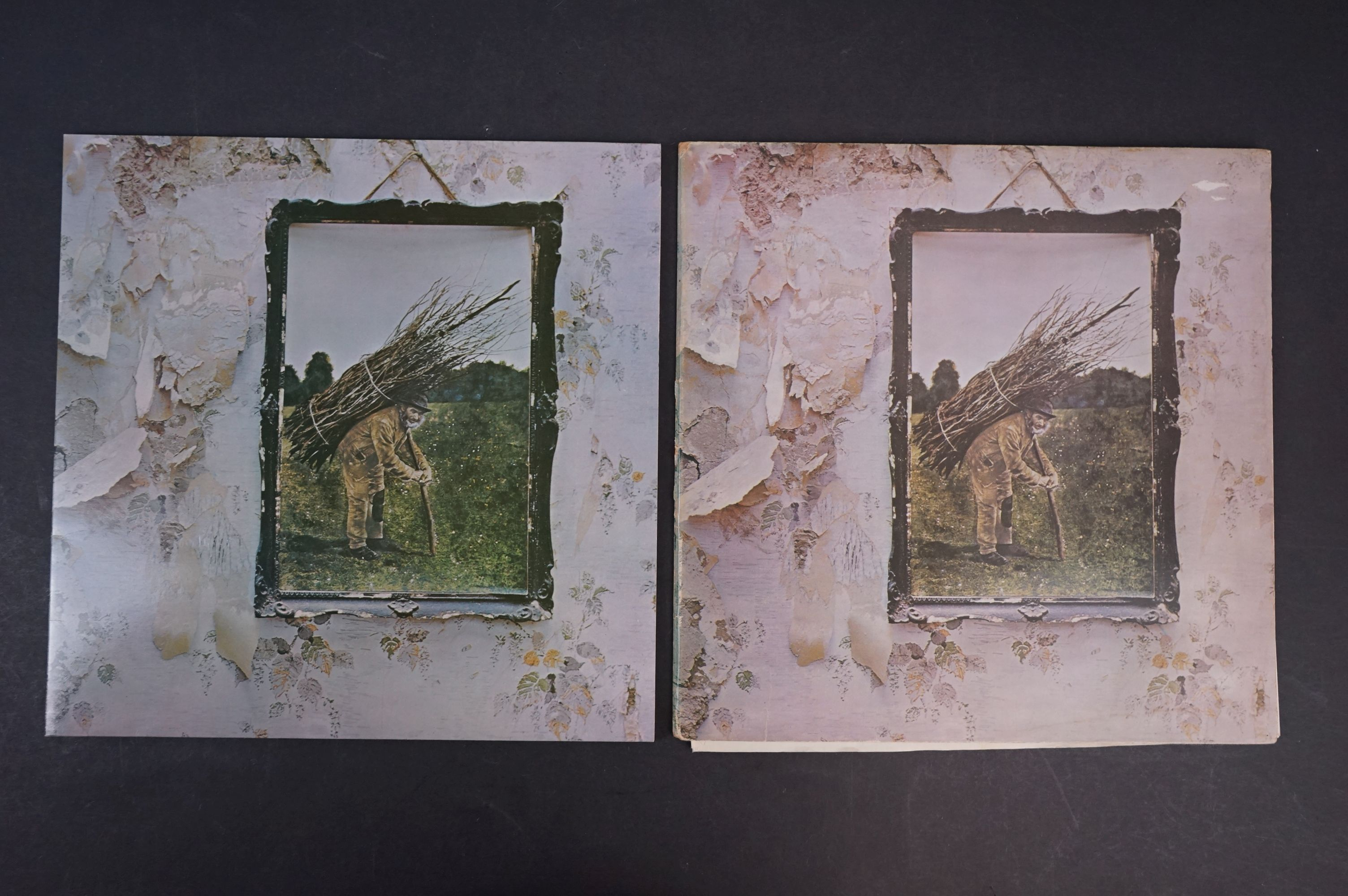 Vinyl - Six Led Zeppelin LPs to include In Through the Outdoor (cover D) SSK59410, Coda 790051, 2 - Image 10 of 17