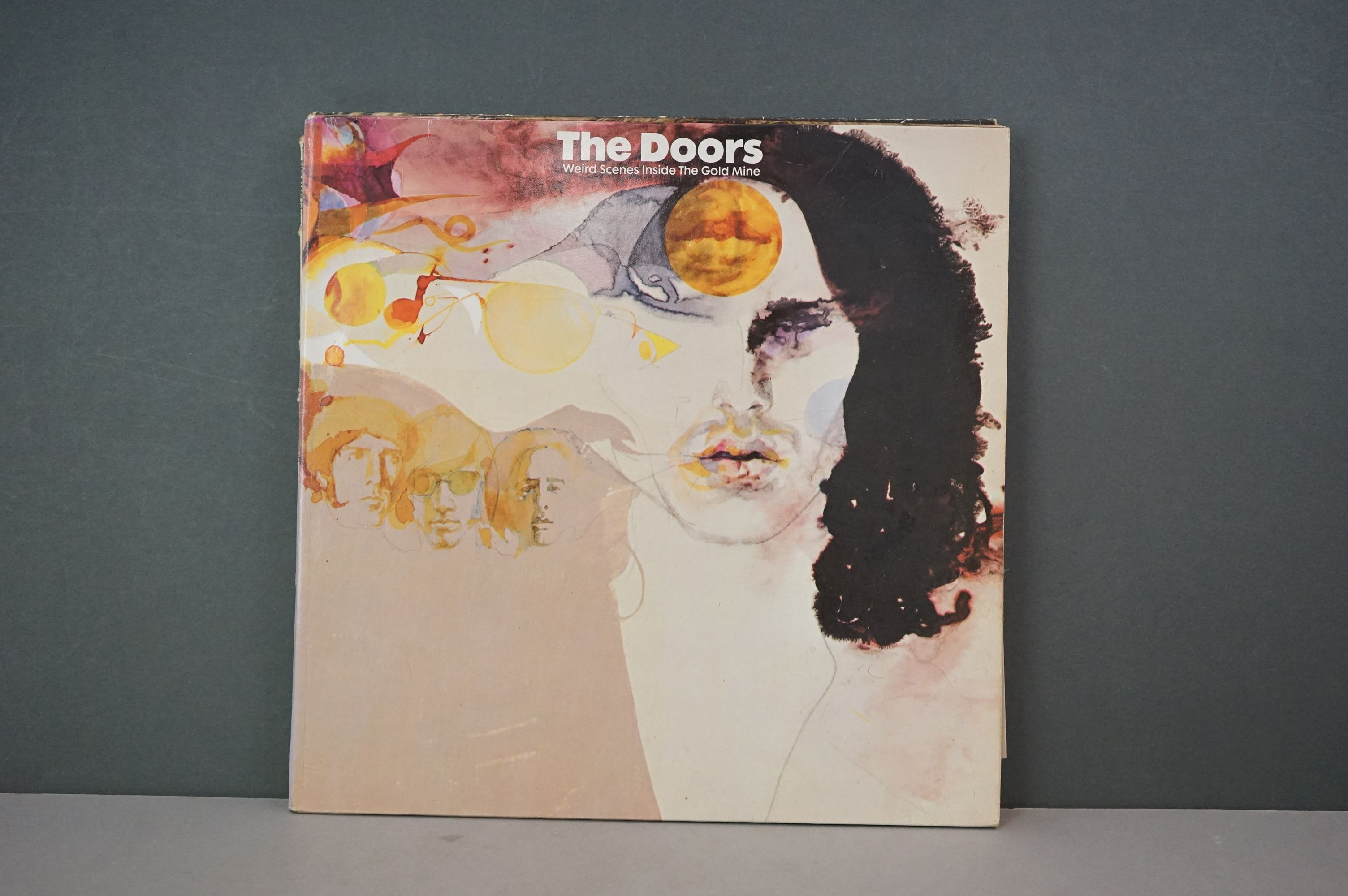 Vinyl - Sixteen The Doors vinyl LP's to include Waiting For The Sun (Elektra Records EKS 74024), The - Image 13 of 17
