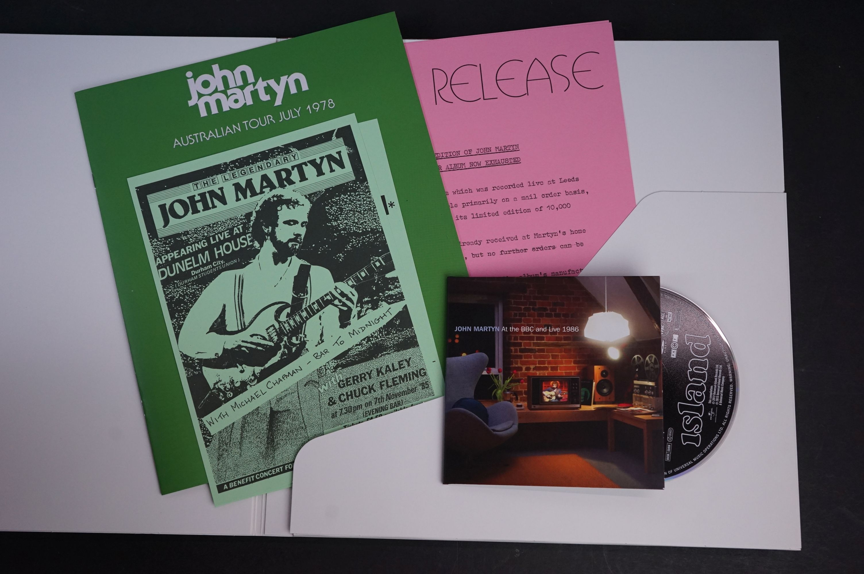 CD / DVD / Vinyl - John Martyn The Island Years 374228-8 complete and ex - Image 6 of 10