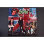 Vinyl - ltd edn The Rolling Stones Return To Hyde Park 'A Genuine Bob Clearmountain Recording' 3