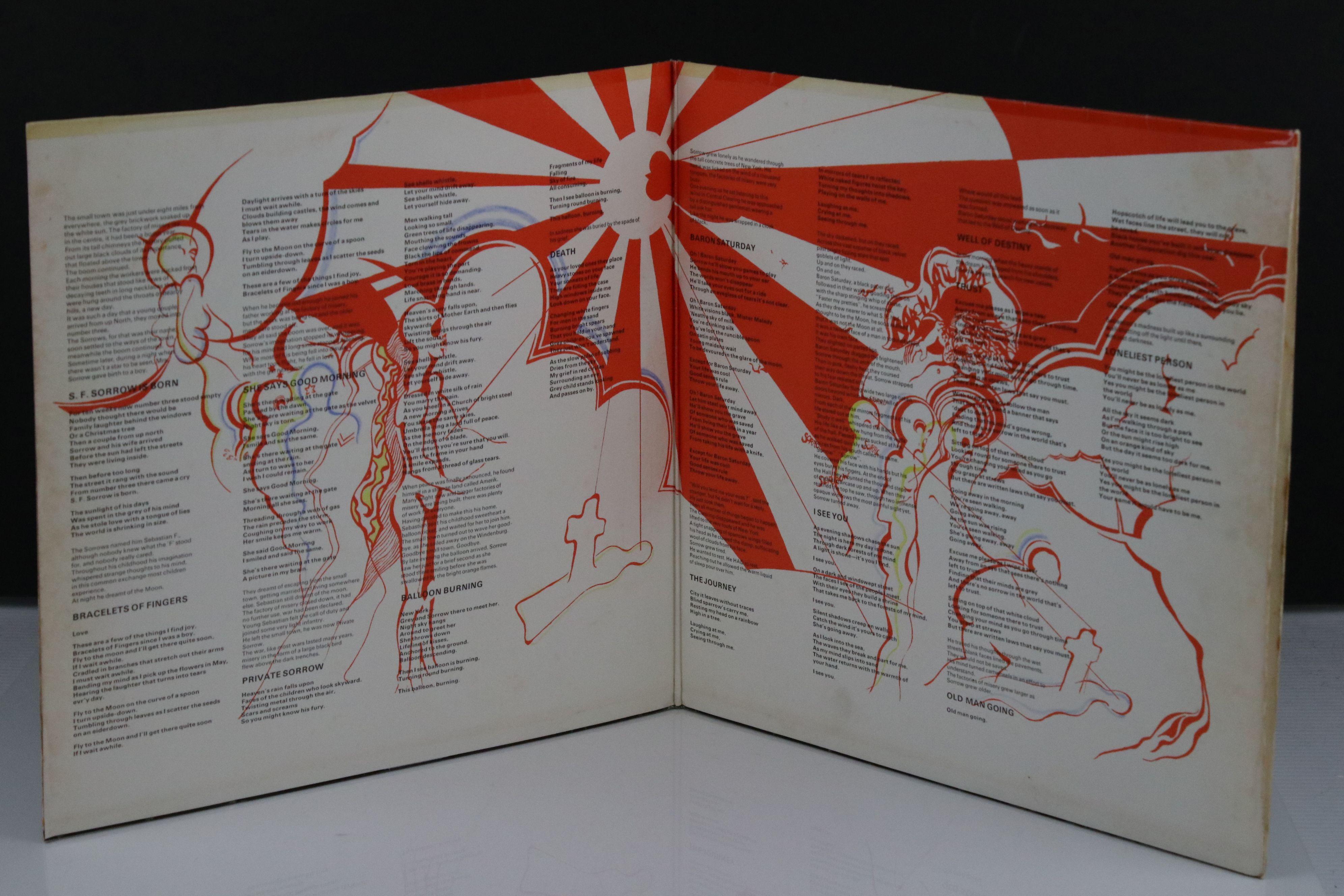 Vinyl - Pretty Things SF Sorrow LP on Columbia IC06204004 German pressing, gatefold sleeve, sleeve - Image 4 of 5