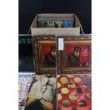 Vinyl - Around 28 Punk / New Wave / Indie LPs to include Talking Heads, Blondie, The B-52s etc,