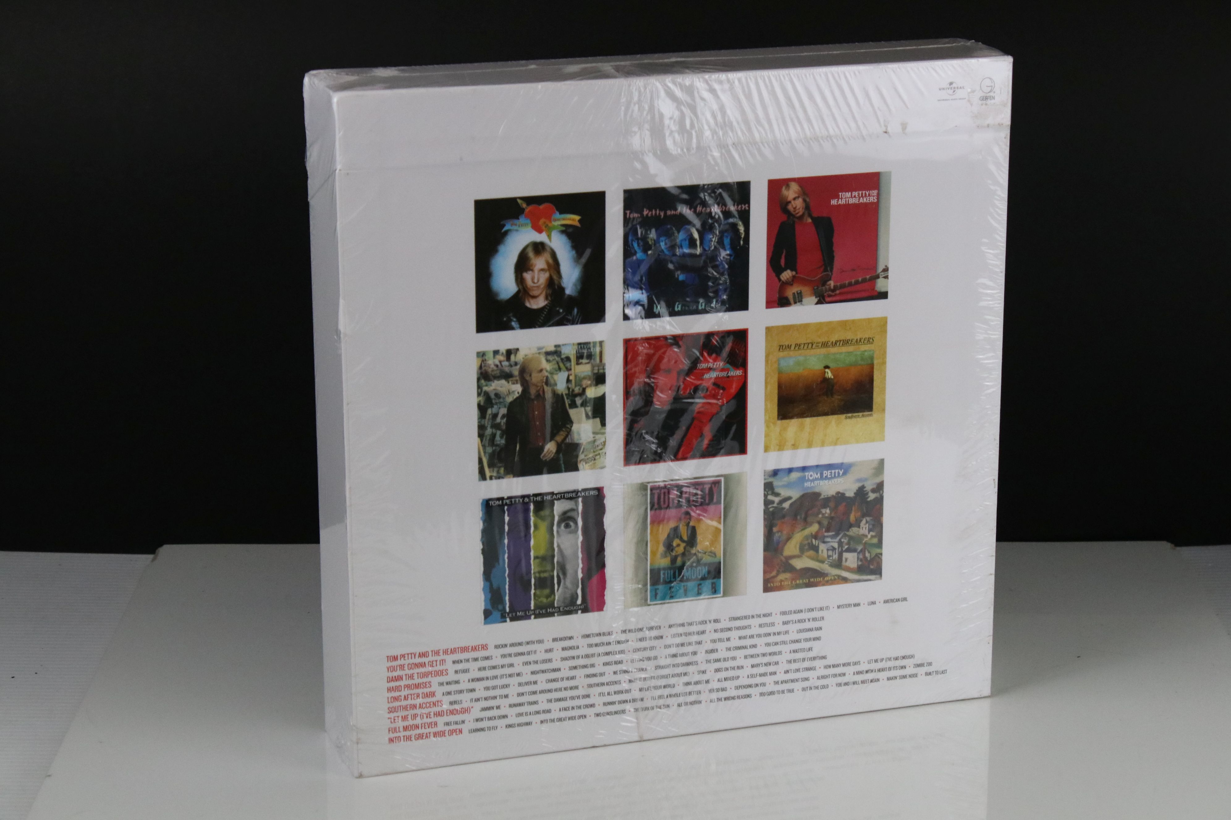 Vinyl - Tom Petty and The Heartbreakers Complete Studio Albums Volume 1 (1976-1991) Box Set, sealed - Image 2 of 3