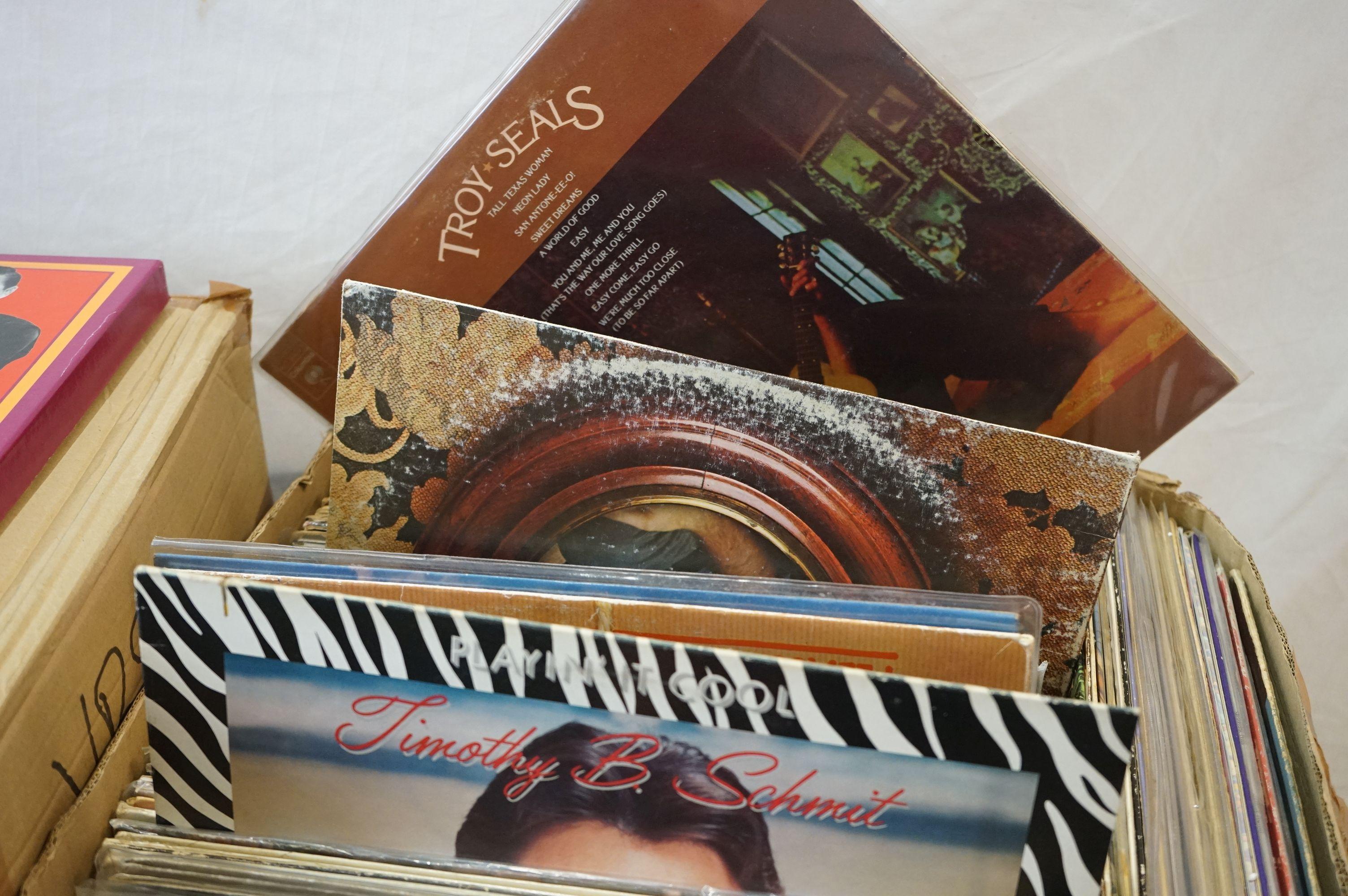 Vinyl - Around 130 LPs and 14 Box Sets to include Charlie Wiseman, Mac Wiseman, Slim Whitman etc ( - Image 2 of 5