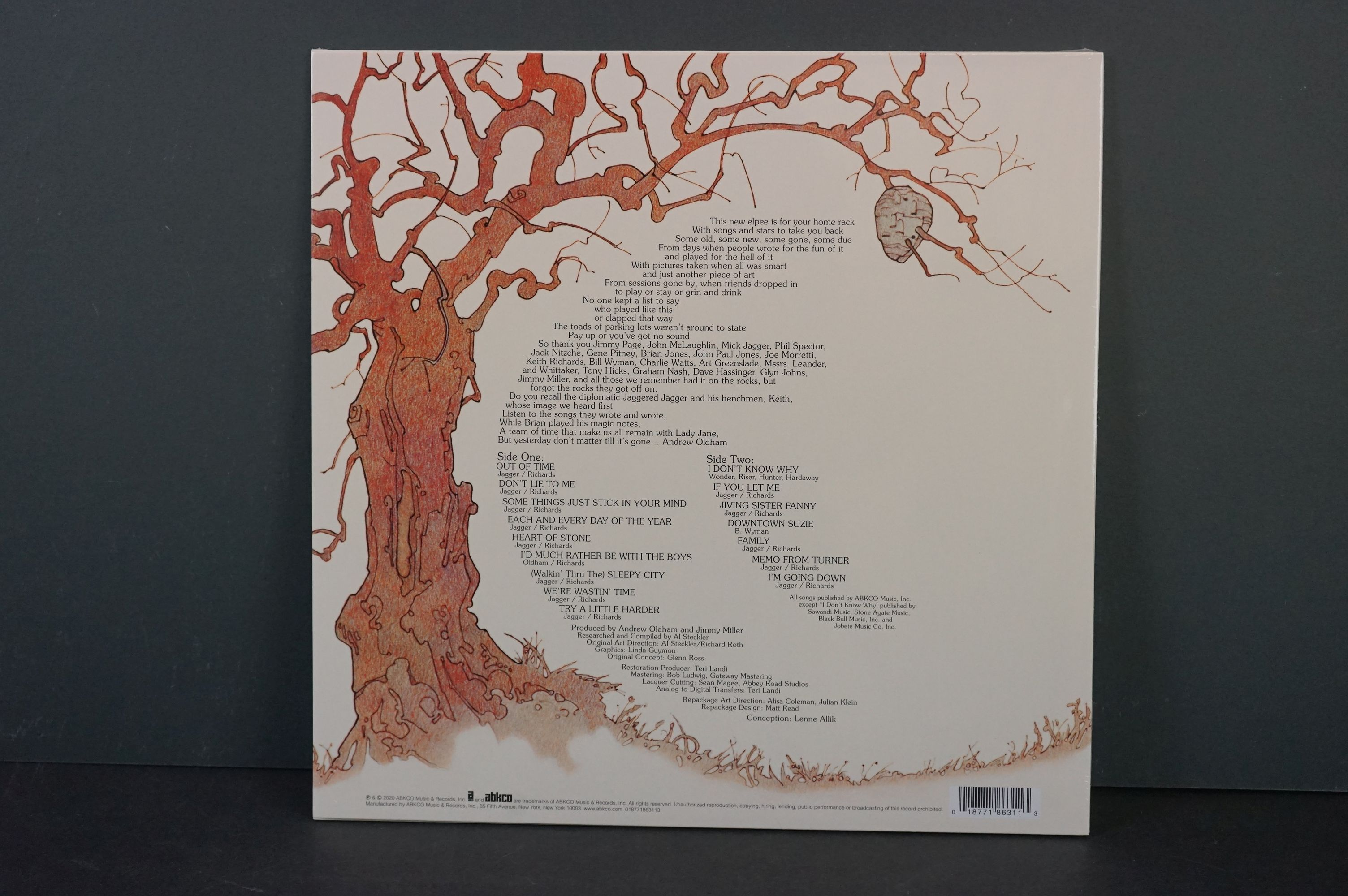 Vinyl - The Rolling Stones Metamorhosis RSD exclusive ltd edn LPABKCO 8631-1, sealed - Image 2 of 2