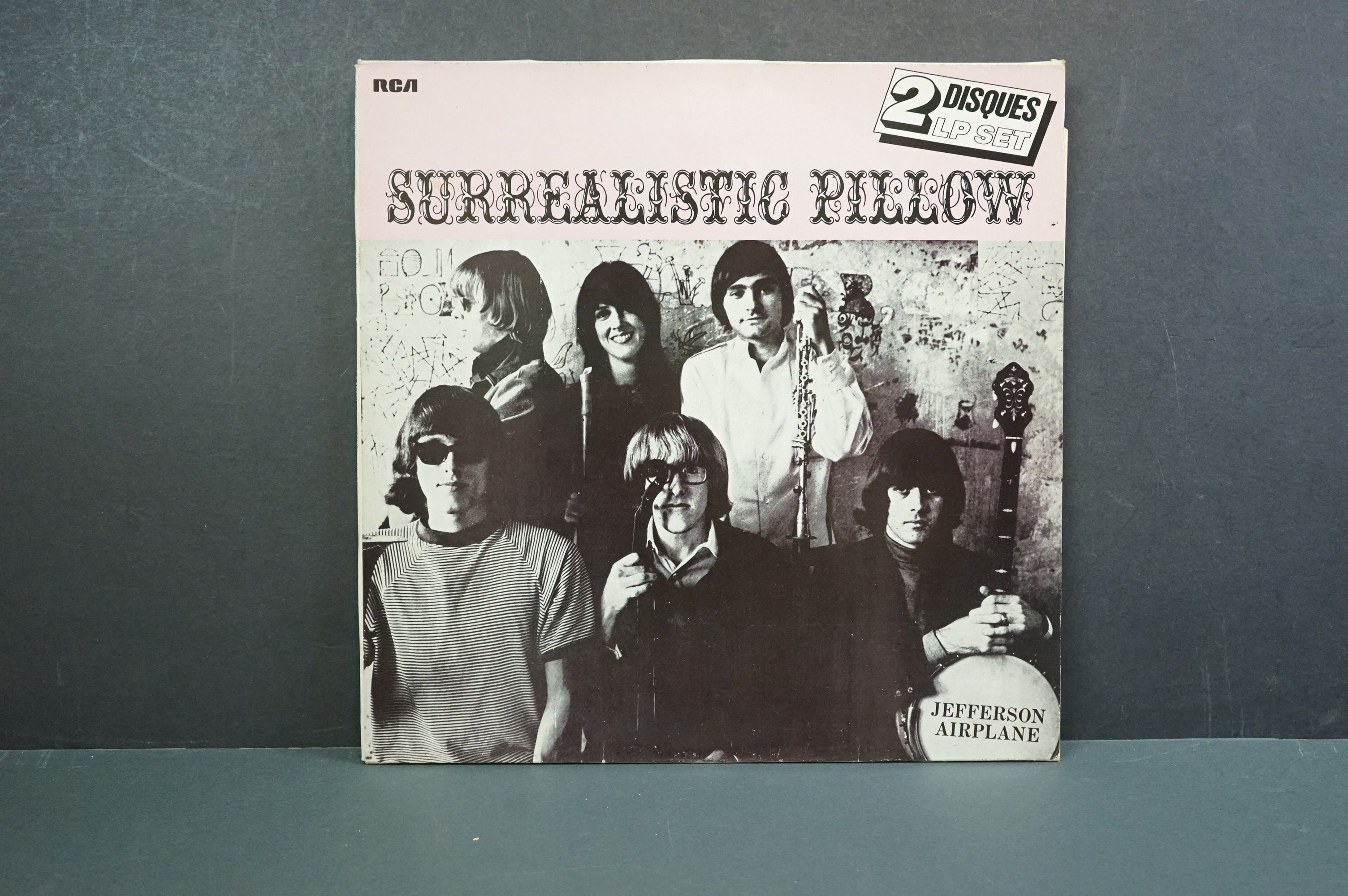 Vinyl - 10 Jefferson Airplane LPs to include Surrealistia Pillow / After Bathing at Baxter's (89301) - Image 14 of 16
