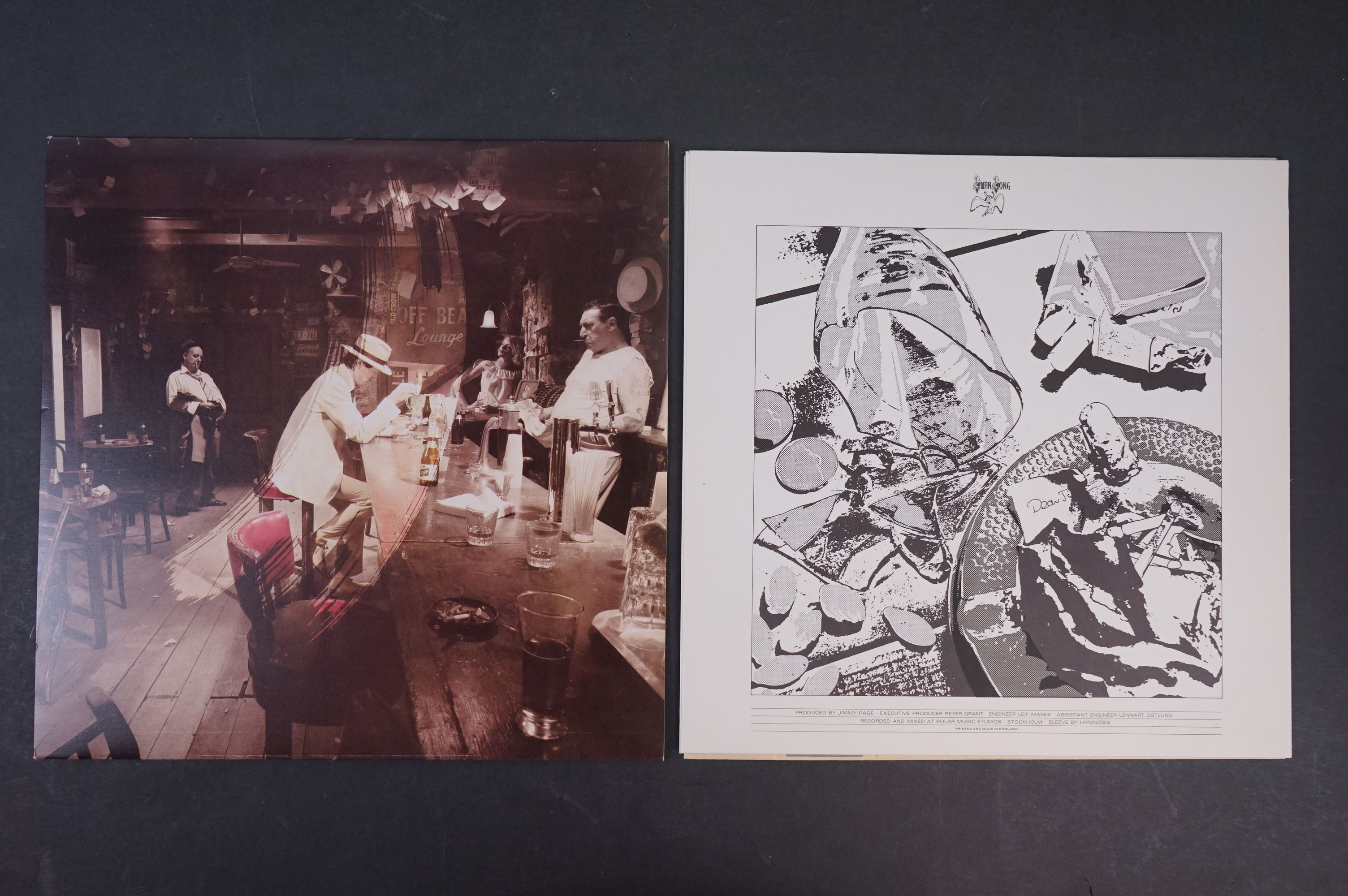 Vinyl - Six Led Zeppelin LPs to include In Through the Outdoor (cover D) SSK59410, Coda 790051, 2 - Image 15 of 17
