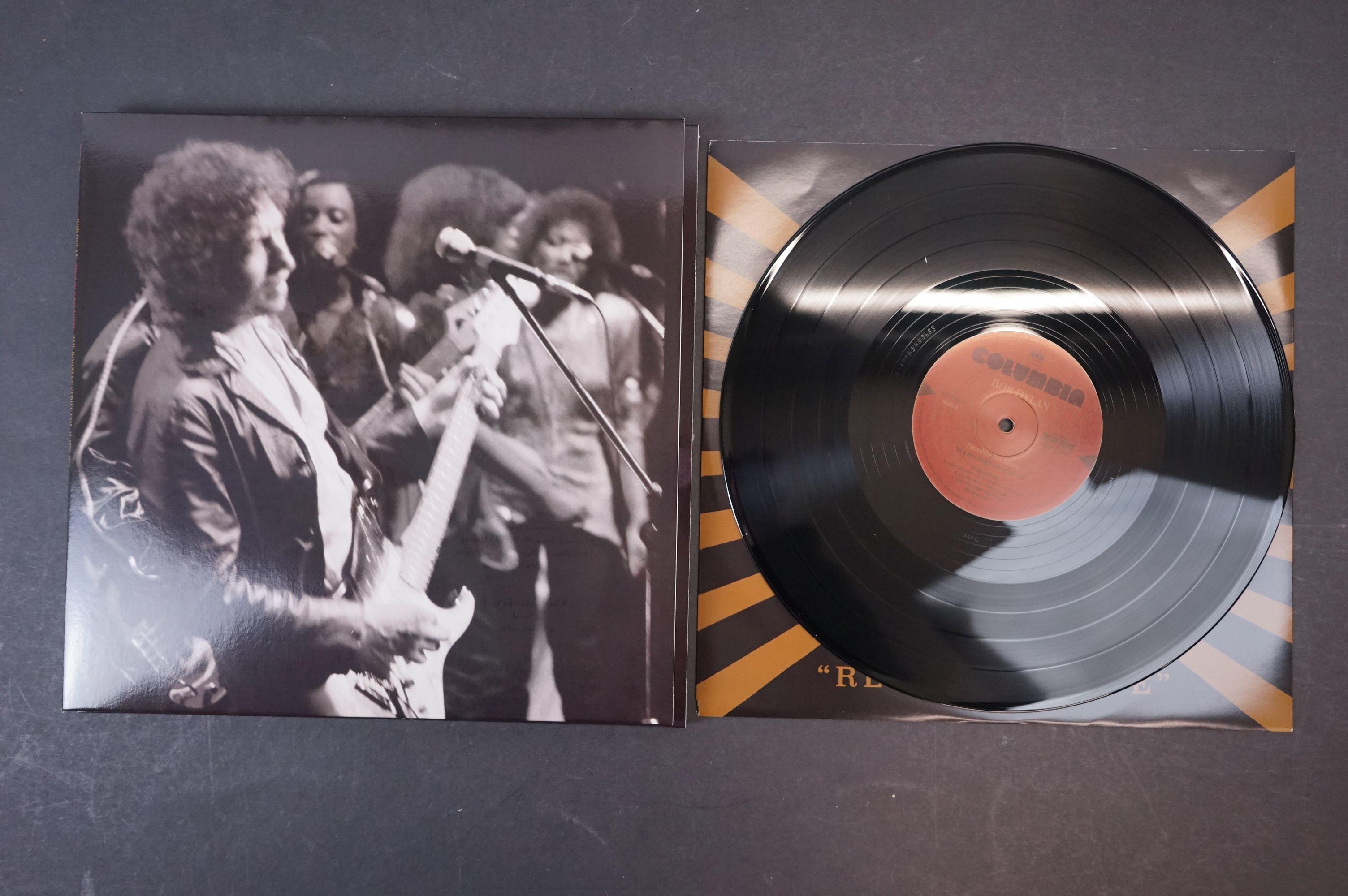 Vinyl - Bob Dylan Trouble No More The Bootleg Series vol 13 1979-1981 4 LP Box Set, ex - Image 7 of 9