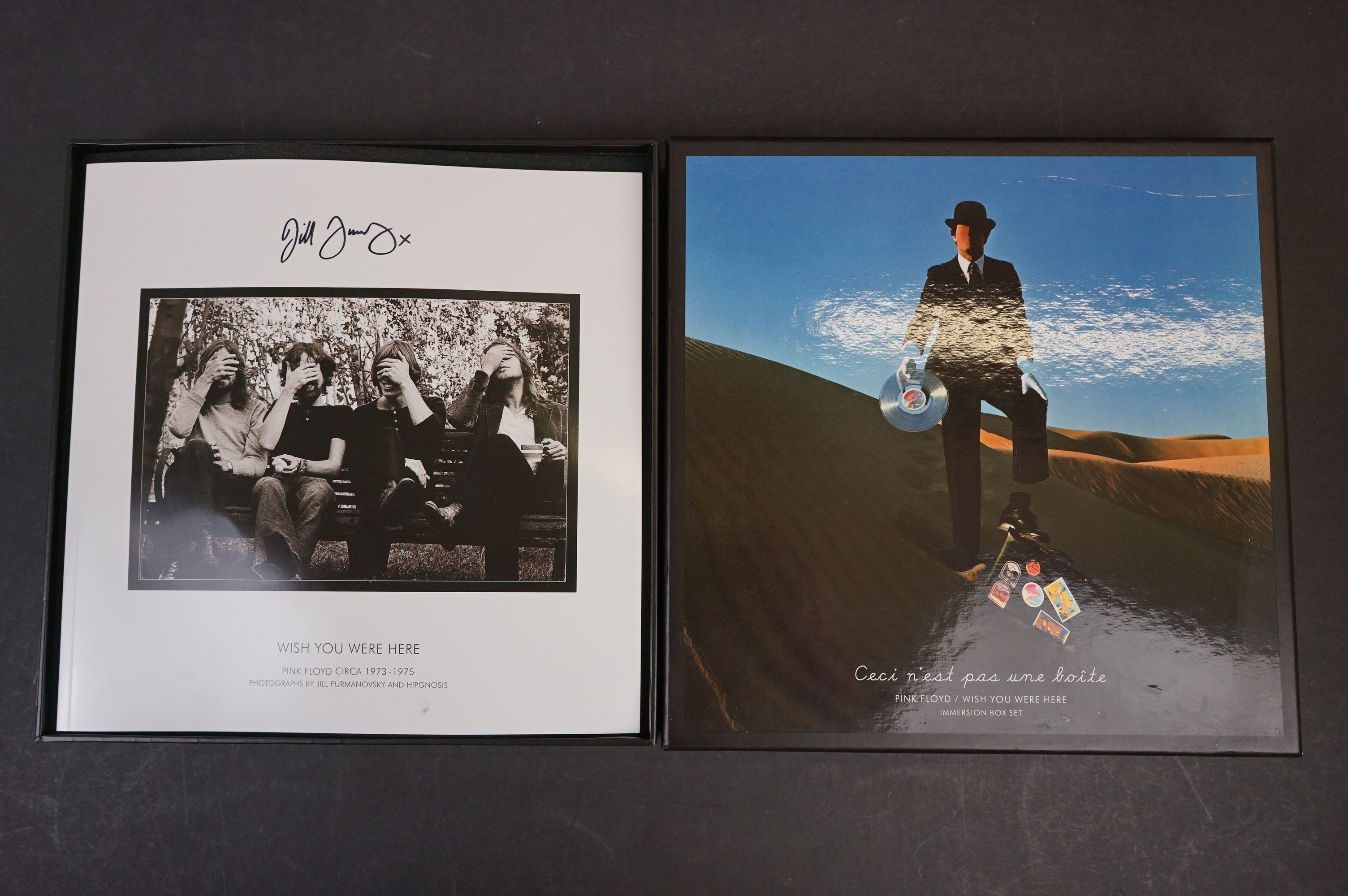 CD / DVD / Bluray - Pink Floyd Wish You Were Here 5 disc box set ex - Image 2 of 13