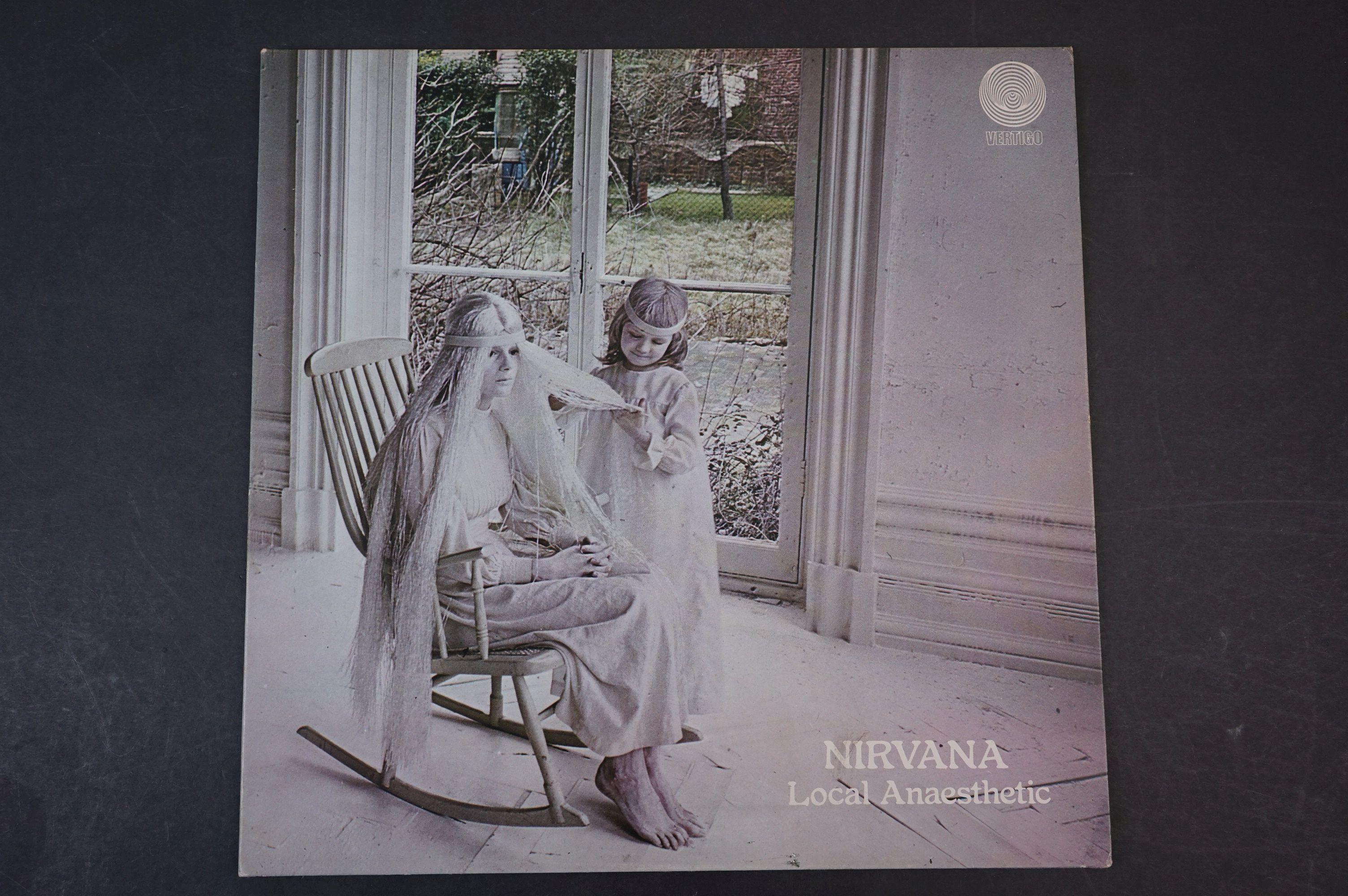 Vinyl - Nirvana Local Anaesthetic LP on Vertigo VO 6360031 gatefold sleeve, swirl logo, swirl - Image 2 of 8