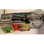 Vinyl - Collection of over 200 45's spanning genres and decades featuring mainly rock & pop