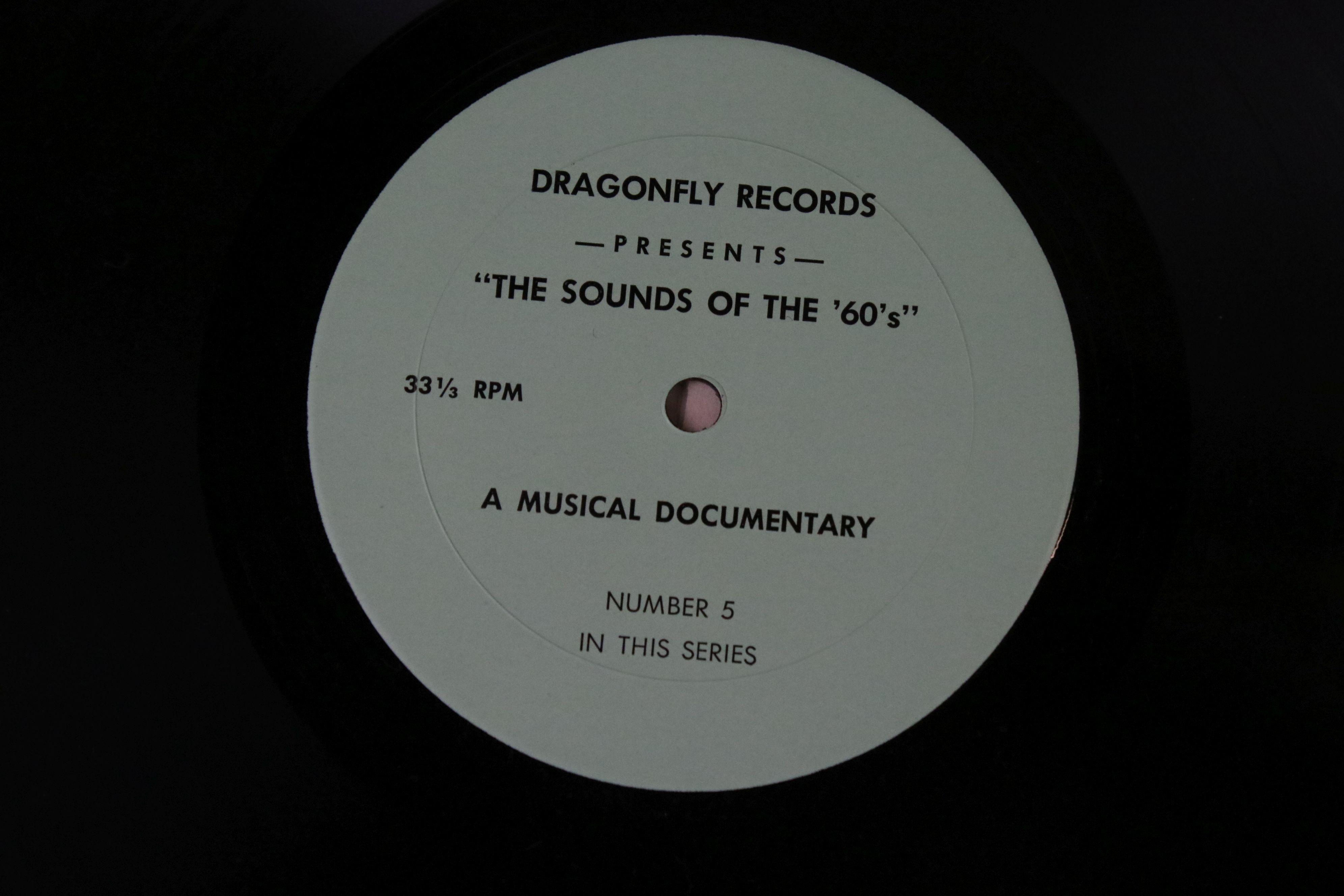 Vinyl - David Bowie The Thin White Duke 1977 Unofficial US Double LP release on Dragonfly label, - Image 3 of 7