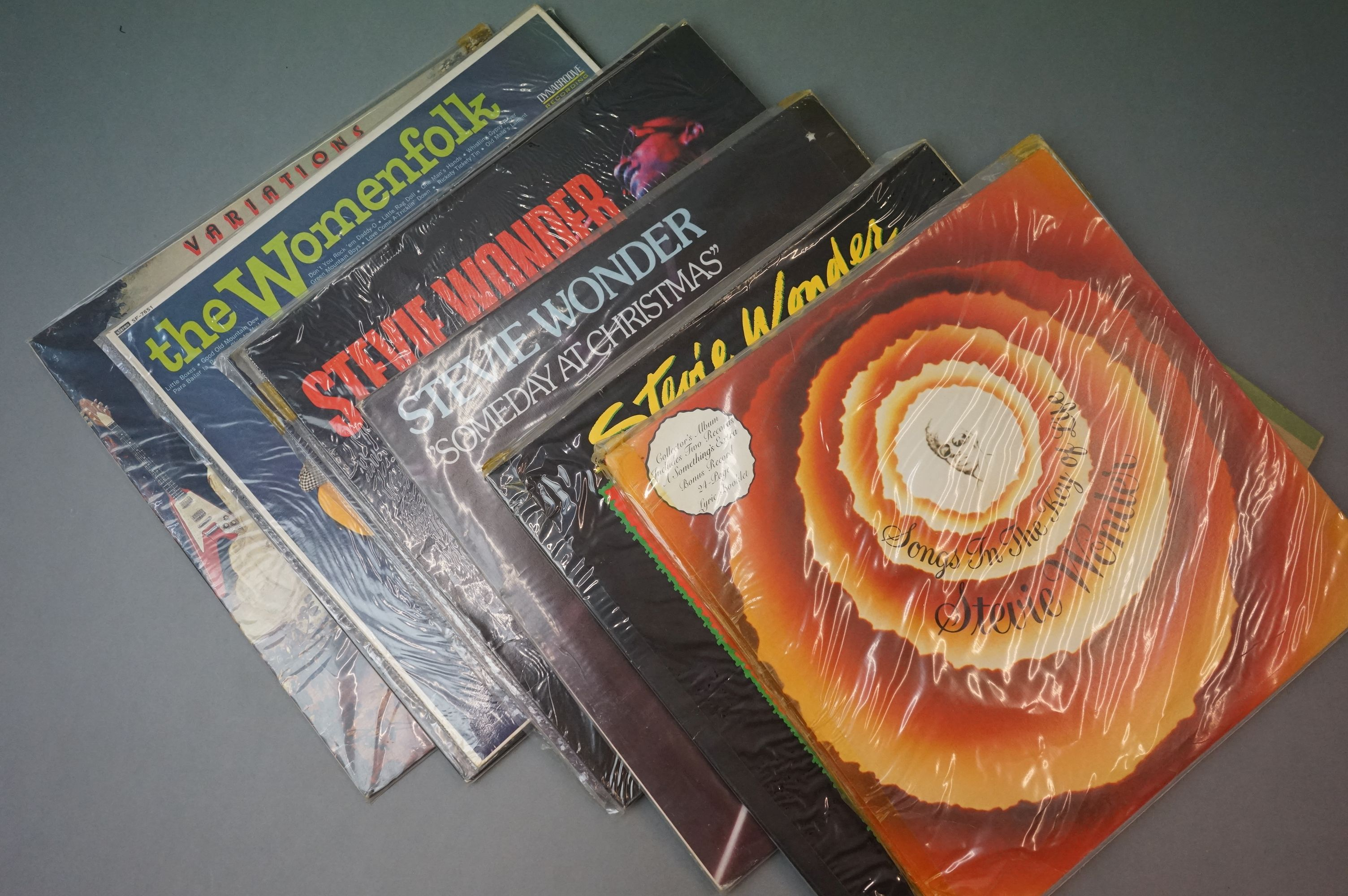 Vinyl - Over 200 LPs to include various genres featuring Link Wray, Tammy Wynette, Decca Digital, - Image 2 of 3