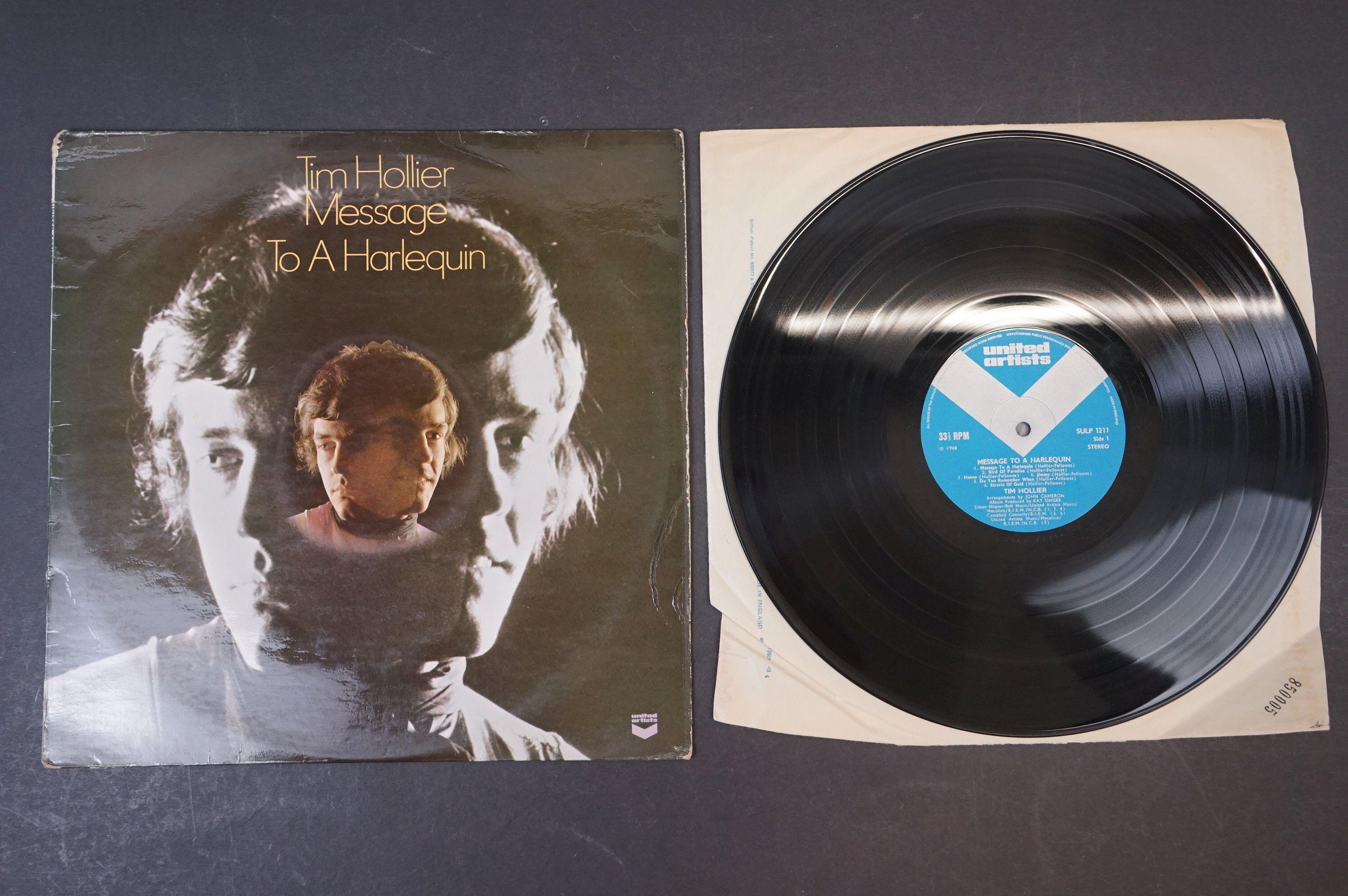 Vinyl - Acid Folk / Psych - Tim Hollier, Three scarce original pressing albums to include ?? - Image 2 of 7