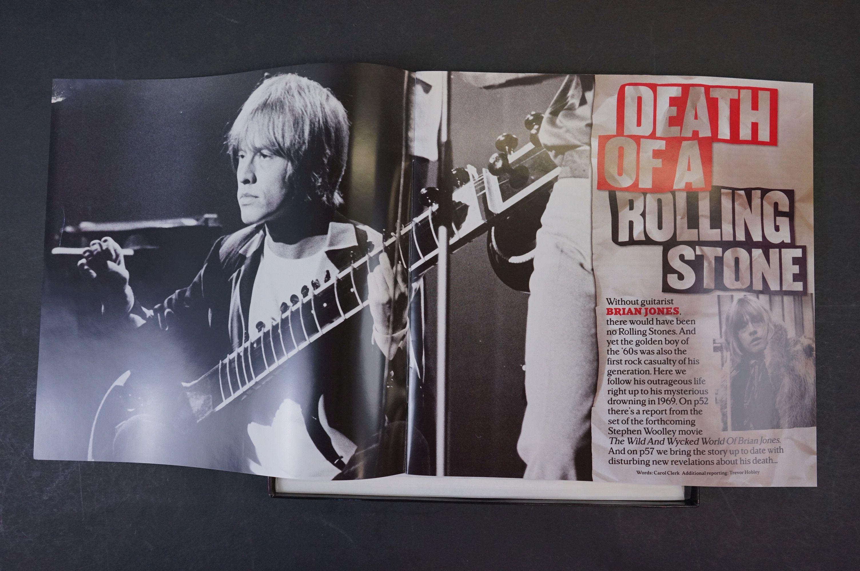 Vinyl - ltd edn The Rolling Stones The Brian Jones Years 5 LP / 3 CD Box Set RTR019, heavy - Image 4 of 12