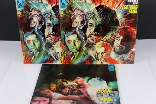 Vinyl - Canned Heat 3 LP's to include Boogie With Canned Heat x 2 (LBL 83103 & LBS 83103 mono &