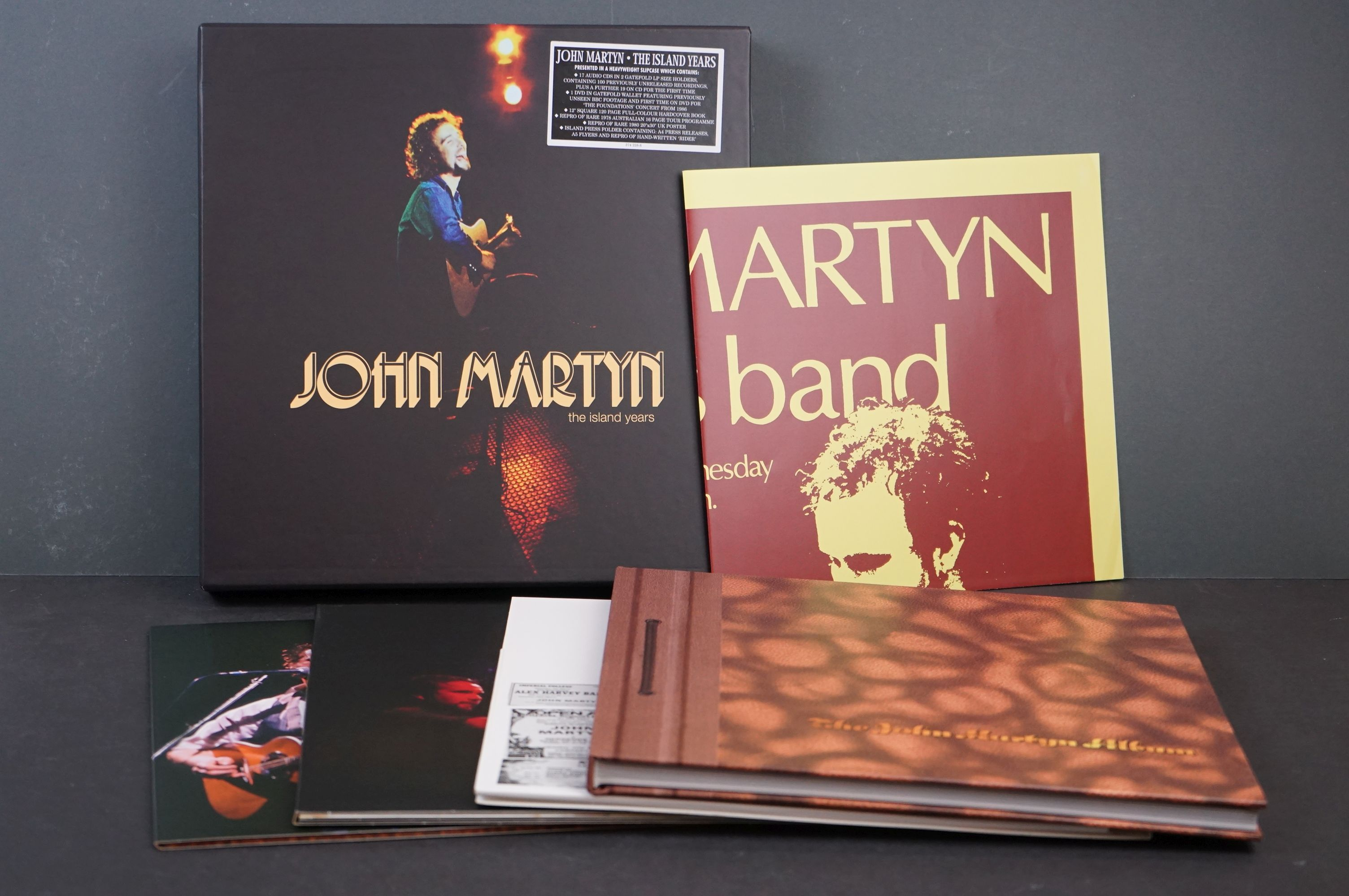 CD / DVD / Vinyl - John Martyn The Island Years 374228-8 complete and ex - Image 2 of 10