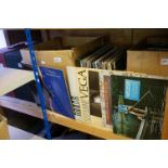 """Vinyl - Approx 150 vinyl LP's and 12"""" Singles mainly rock and pop to include Elton John, The Who,"""