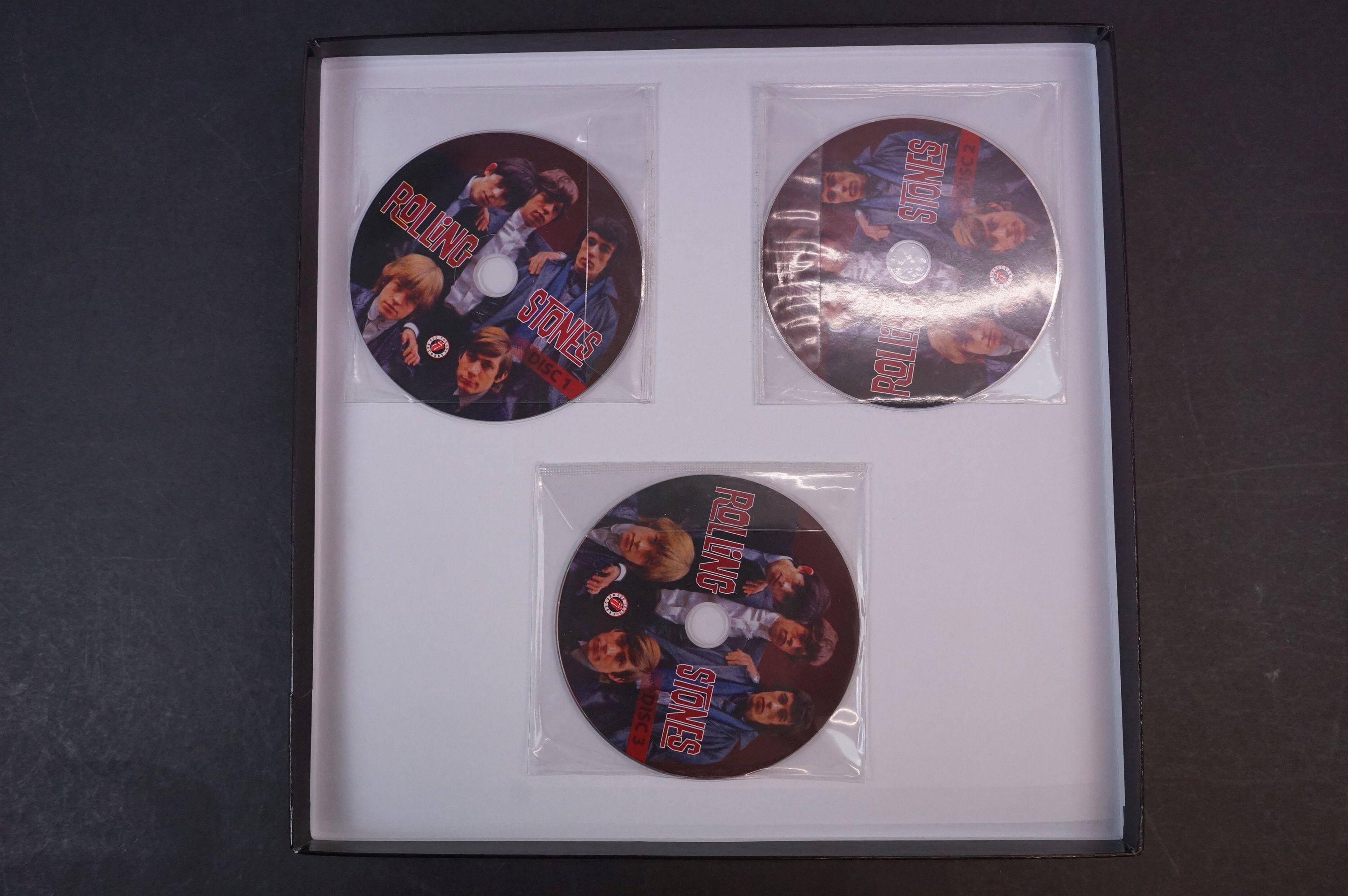 Vinyl - ltd edn The Rolling Stones The Brian Jones Years 5 LP / 3 CD Box Set RTR019, heavy - Image 2 of 12