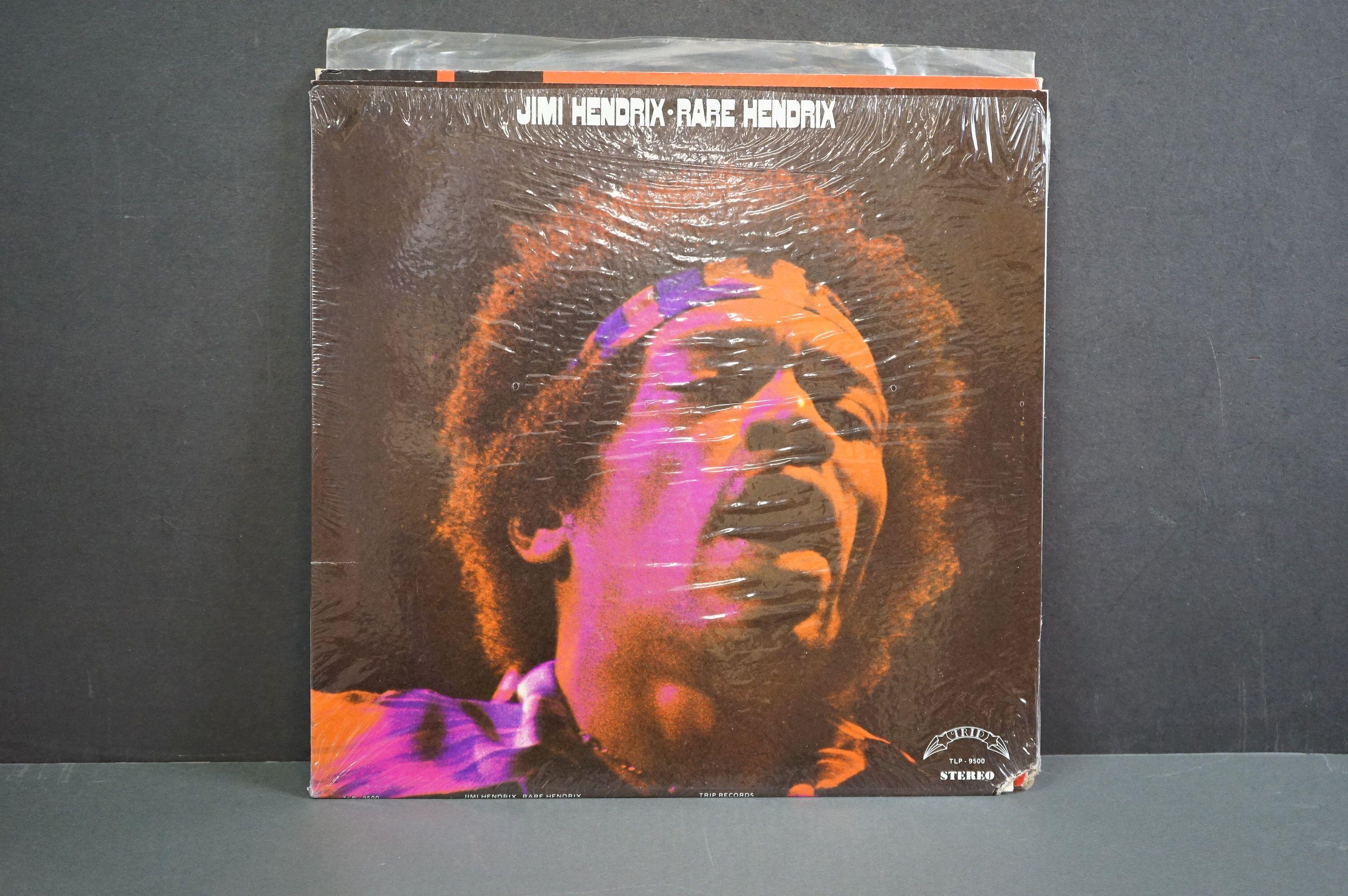 Vinyl - Nine Jimi Hendrix LPs to include Smash Hits, Hey Joe (Italian pressing), Stone Free, Jimi - Image 8 of 9