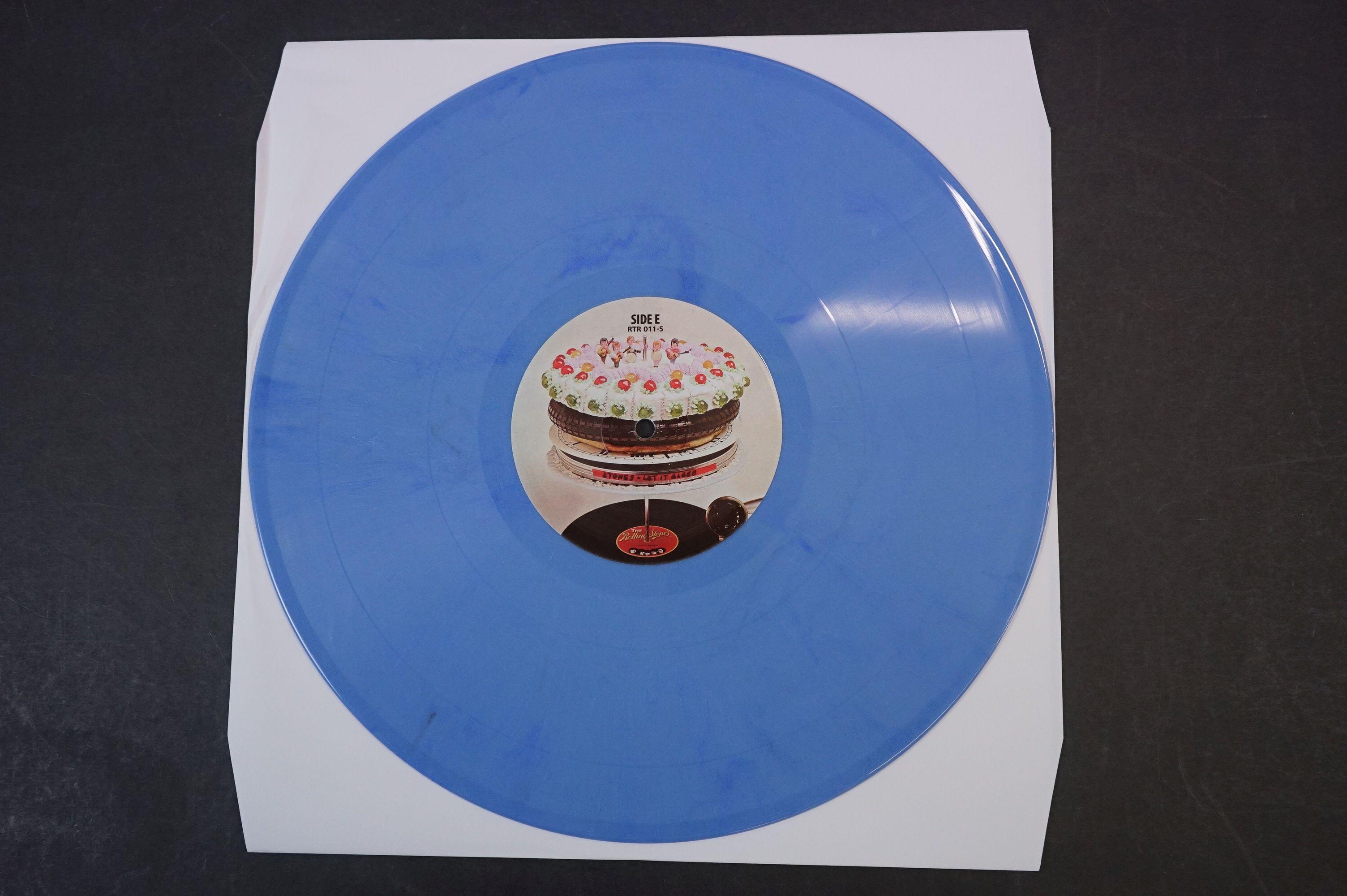 Vinyl - ltd edn The Real Alternate Album Rolling Stones Let It Bleed 3 LP / 2 CD Box Set RTR011, - Image 7 of 9