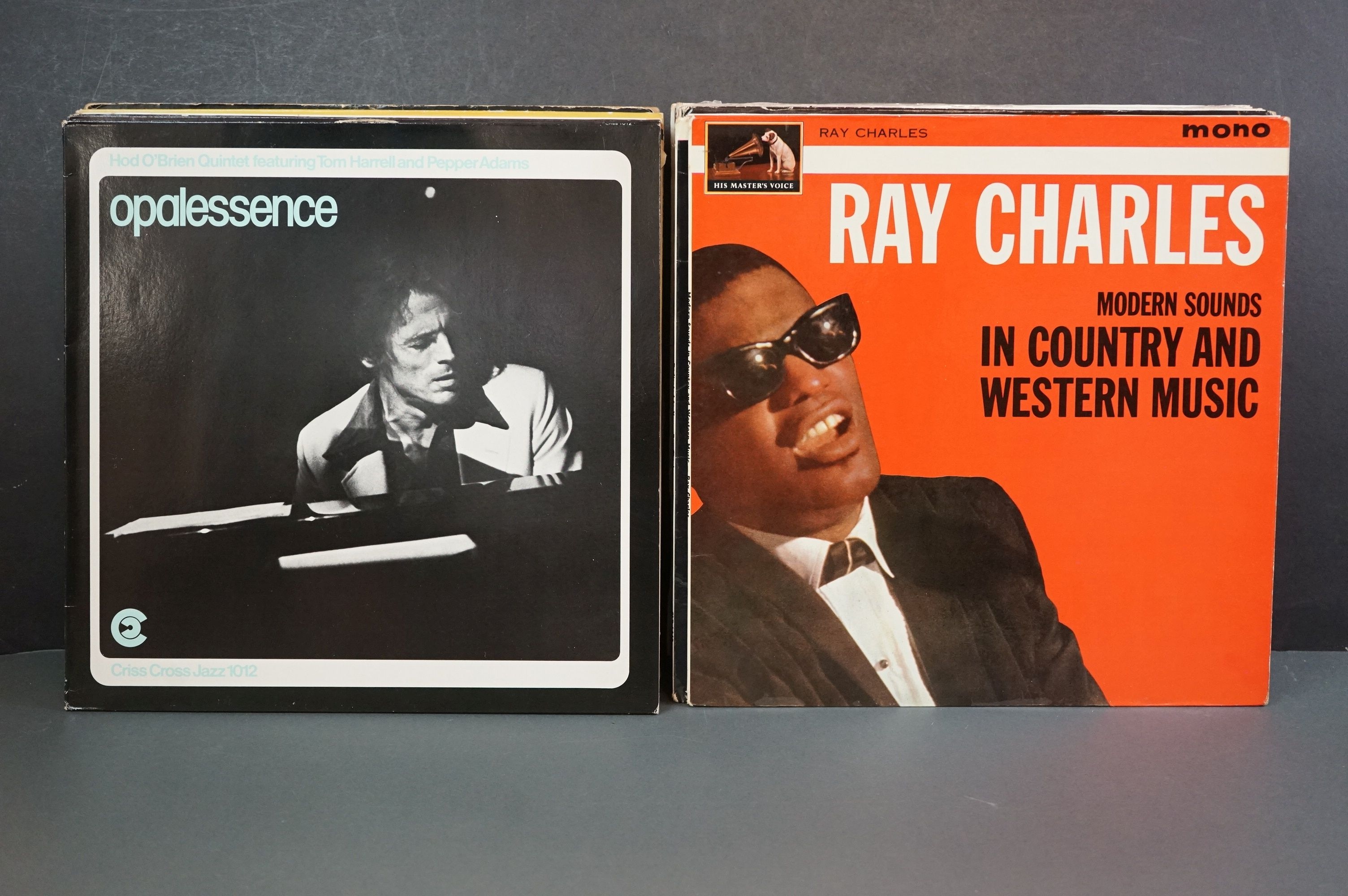 Vinyl - Around 30 Jazz LPs to include Woody Shaw, Ken Collyer, Billie Holiday, Milt Jackson, - Image 5 of 18