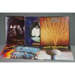 Vinyl - Six Van Der Graaf vinyl LP's to include Vital (Charisma Records CVLD 101), Still Life (