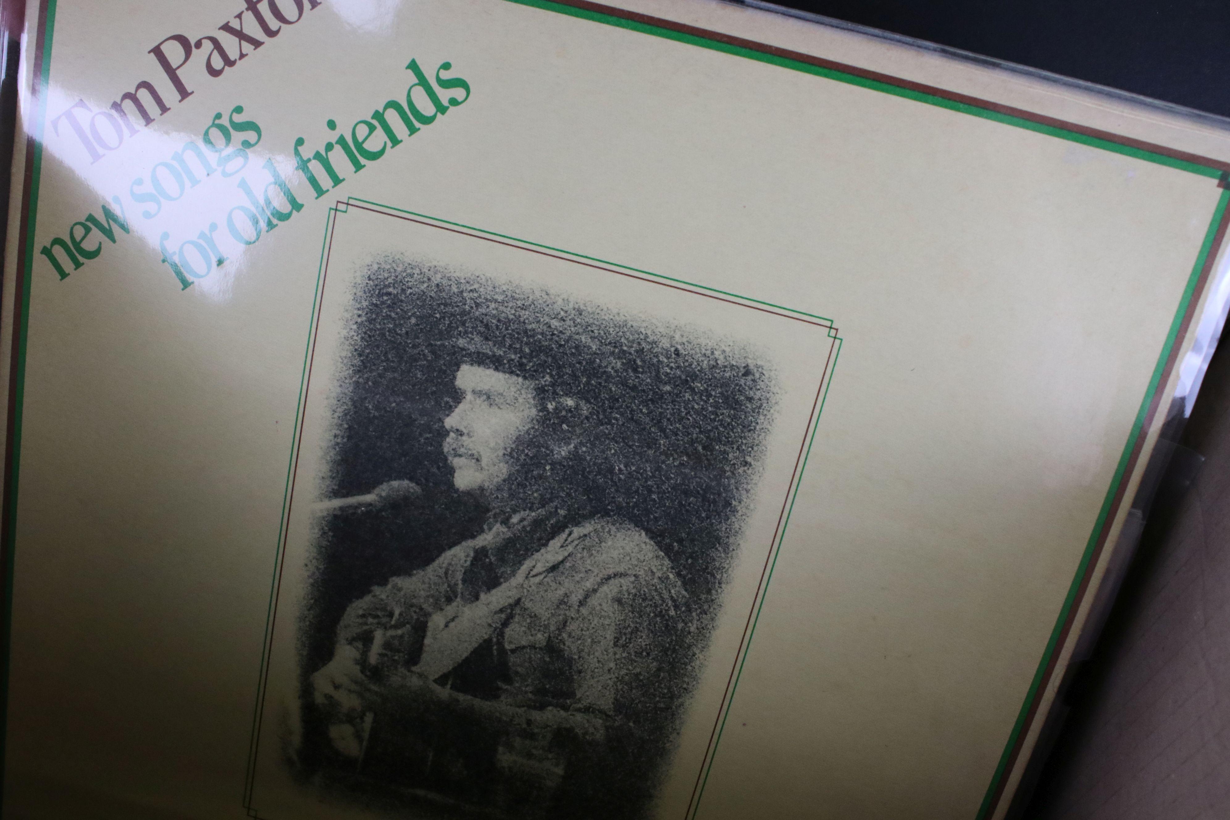 Vinyl - Around 30 Folk LPs to include The Strawbs, Pentangle, Richard & Linda Thompson, Fairport - Image 7 of 11