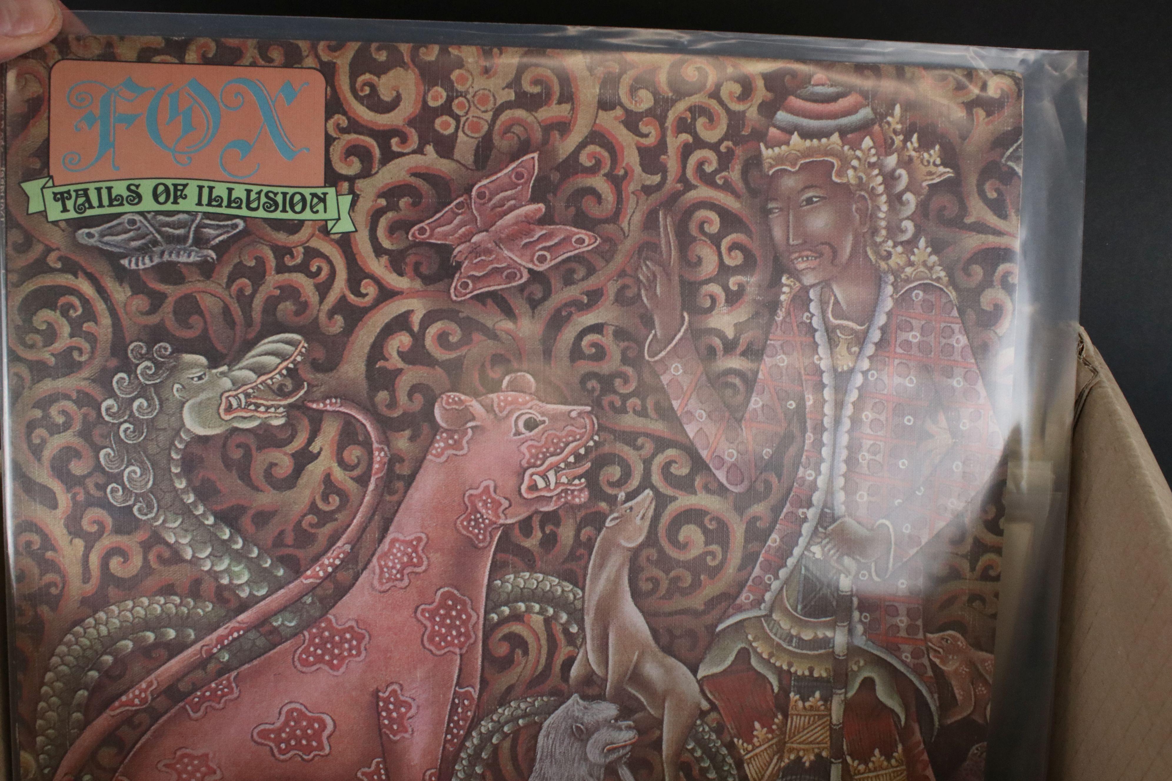 Vinyl - Around 30 Folk LPs to include The Strawbs, Pentangle, Richard & Linda Thompson, Fairport - Image 8 of 11