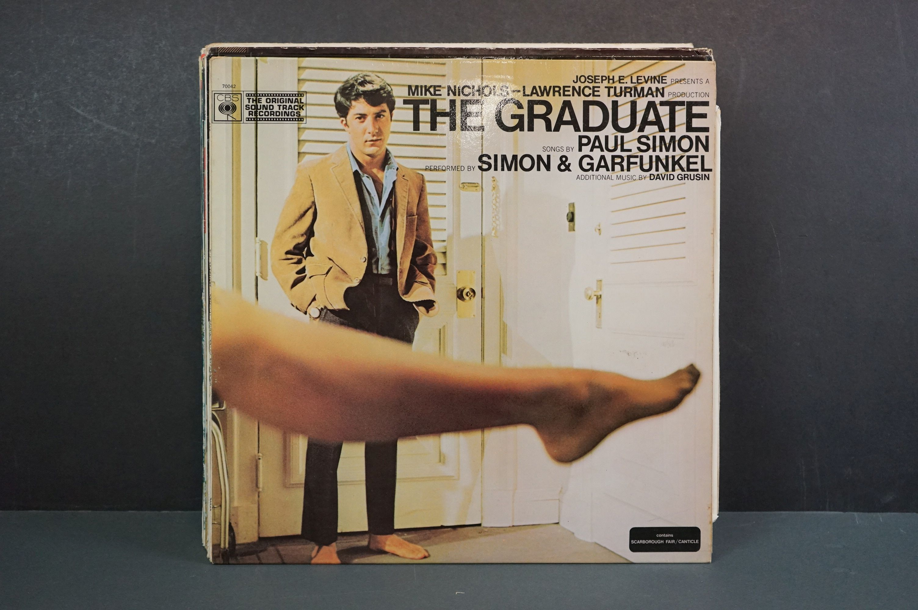 Vinyl - Around 15 Simon & Garfunkel and solo LPs to include Still Crazy After All These Years, - Image 2 of 17