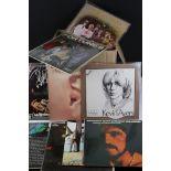 Vinyl - Around 60 1960/70s Rock / Pop / Beat LPs to include Man, Hollies, Donovan, Faces etc,