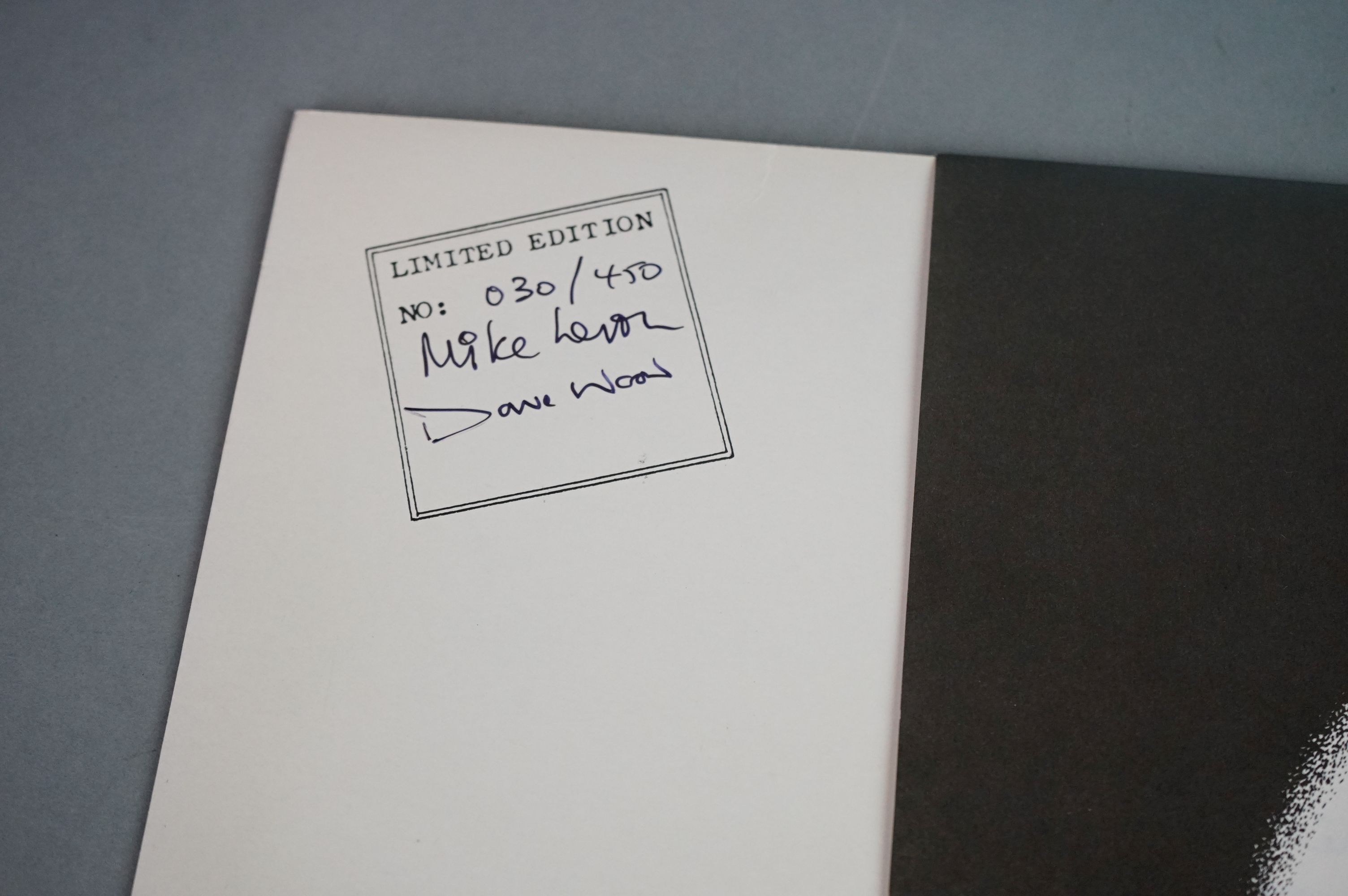 Vinyl - Lightyears Away / Thundermother ?? Astral Navigations (HG 114) numbered Ltd Edition - Image 6 of 12
