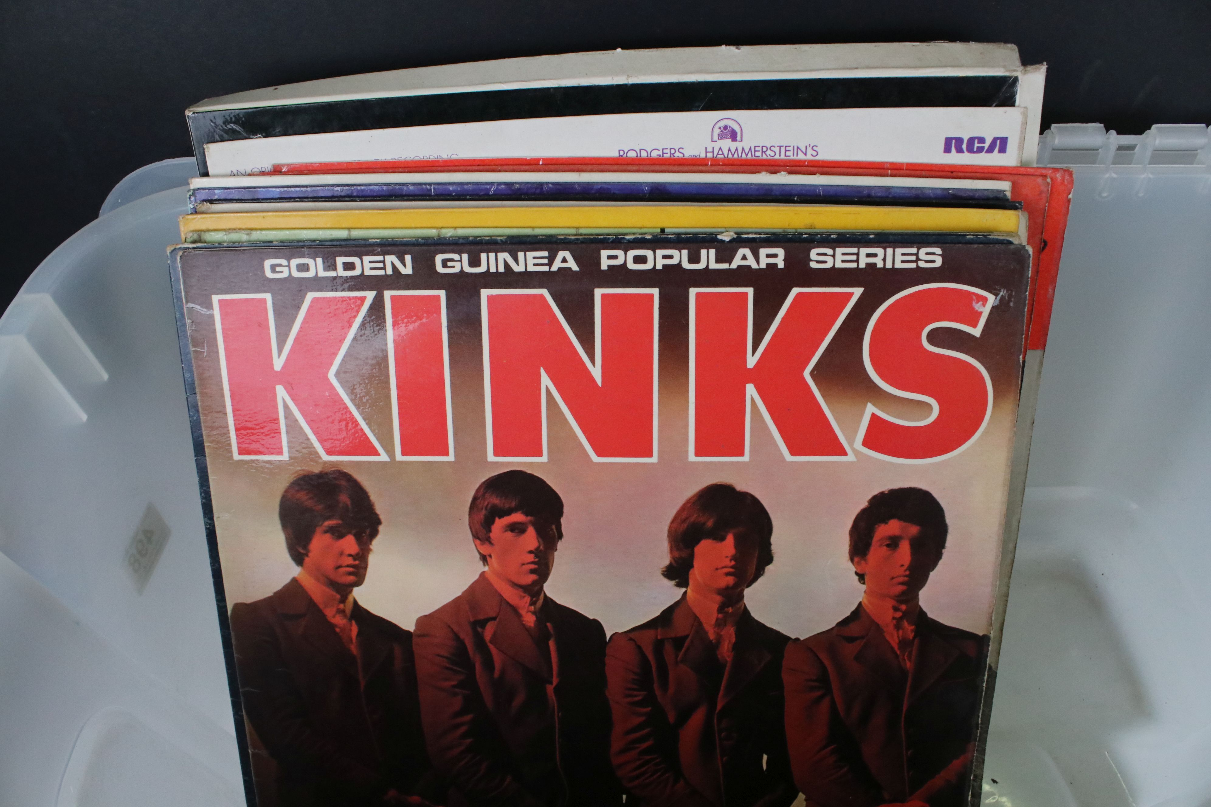 Vinyl - Rock / Pop / Classical - collection of approx 30 LP's to include The Rolling Stones (Spanish - Image 7 of 9