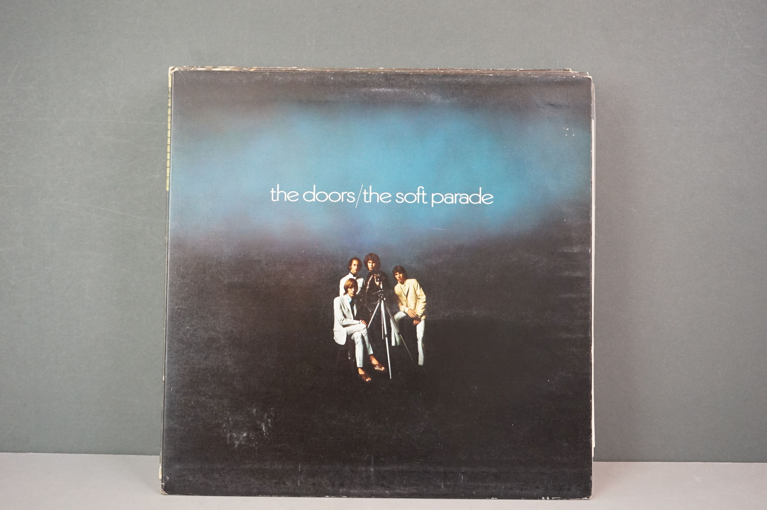 Vinyl - Sixteen The Doors vinyl LP's to include Waiting For The Sun (Elektra Records EKS 74024), The - Image 3 of 17