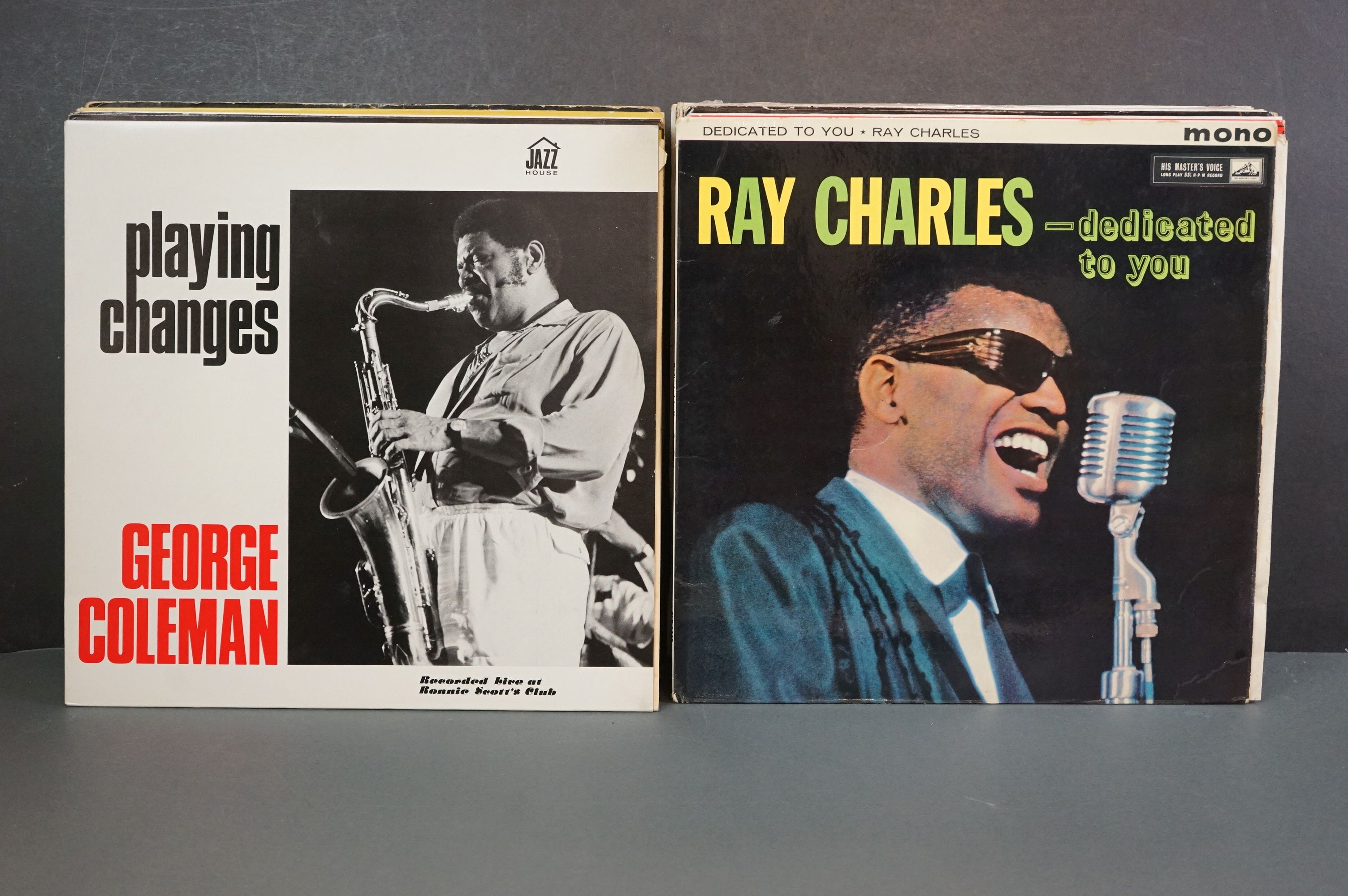 Vinyl - Around 30 Jazz LPs to include Woody Shaw, Ken Collyer, Billie Holiday, Milt Jackson, - Image 6 of 18
