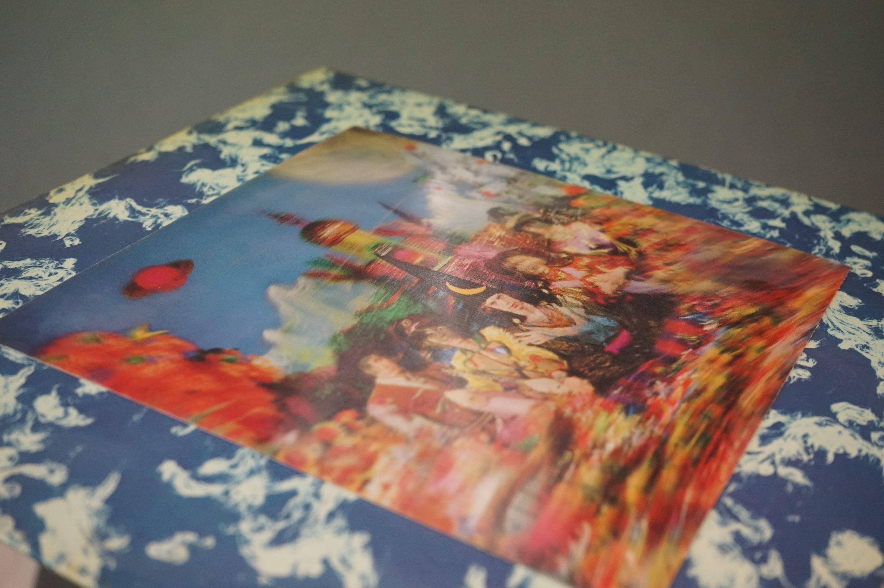 Vinyl - The Rolling Stones Their Satanic Majesties Request TXS103, Decca unboxed green stereo label, - Image 7 of 7