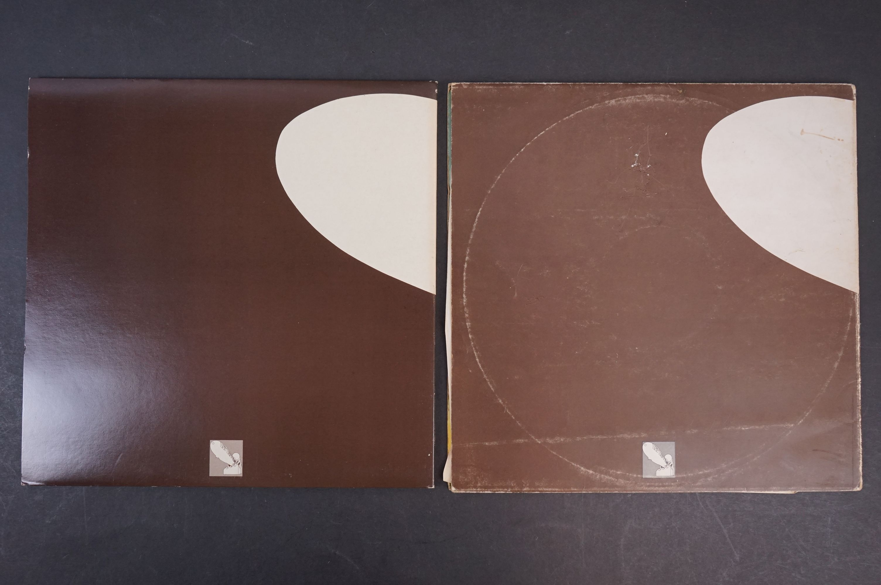 Vinyl - Six Led Zeppelin LPs to include In Through the Outdoor (cover D) SSK59410, Coda 790051, 2 - Image 5 of 17