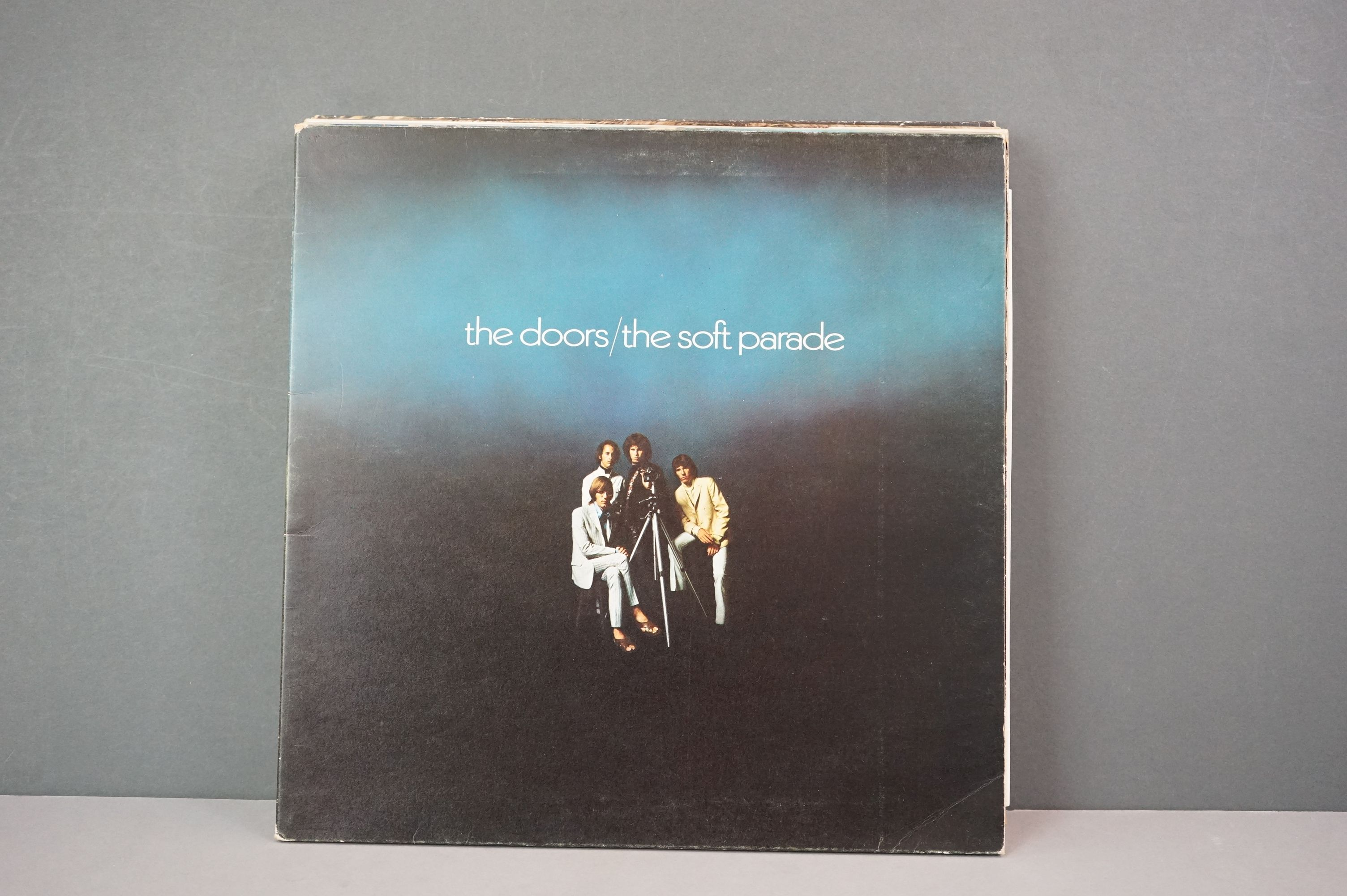 Vinyl - Sixteen The Doors vinyl LP's to include Waiting For The Sun (Elektra Records EKS 74024), The - Image 8 of 17