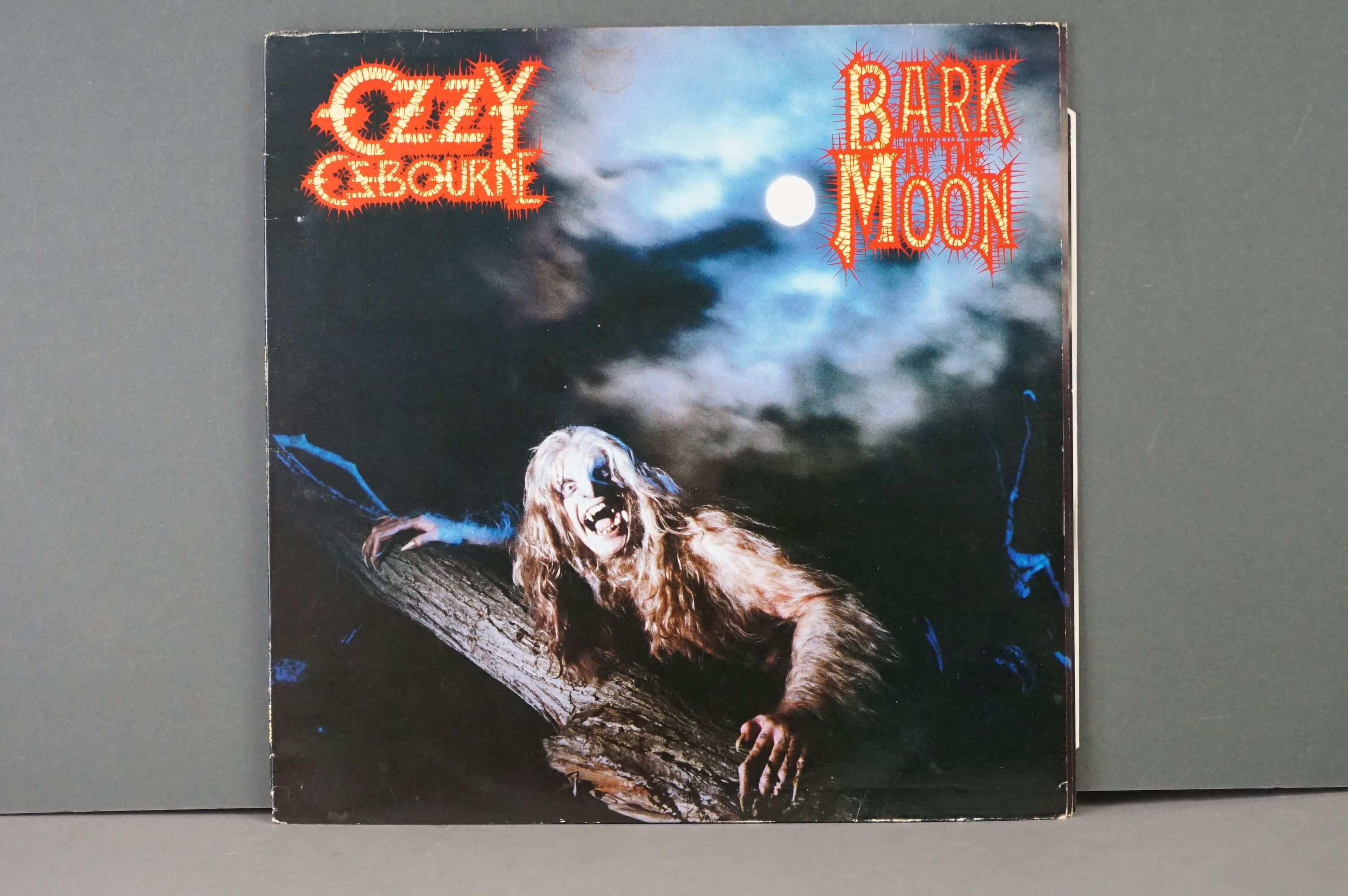 Vinyl - Six Ozzy Osbourne vinyl LP's to include The Ultimate Sin (Epic Records 26404), Live E.P. ( - Image 7 of 8