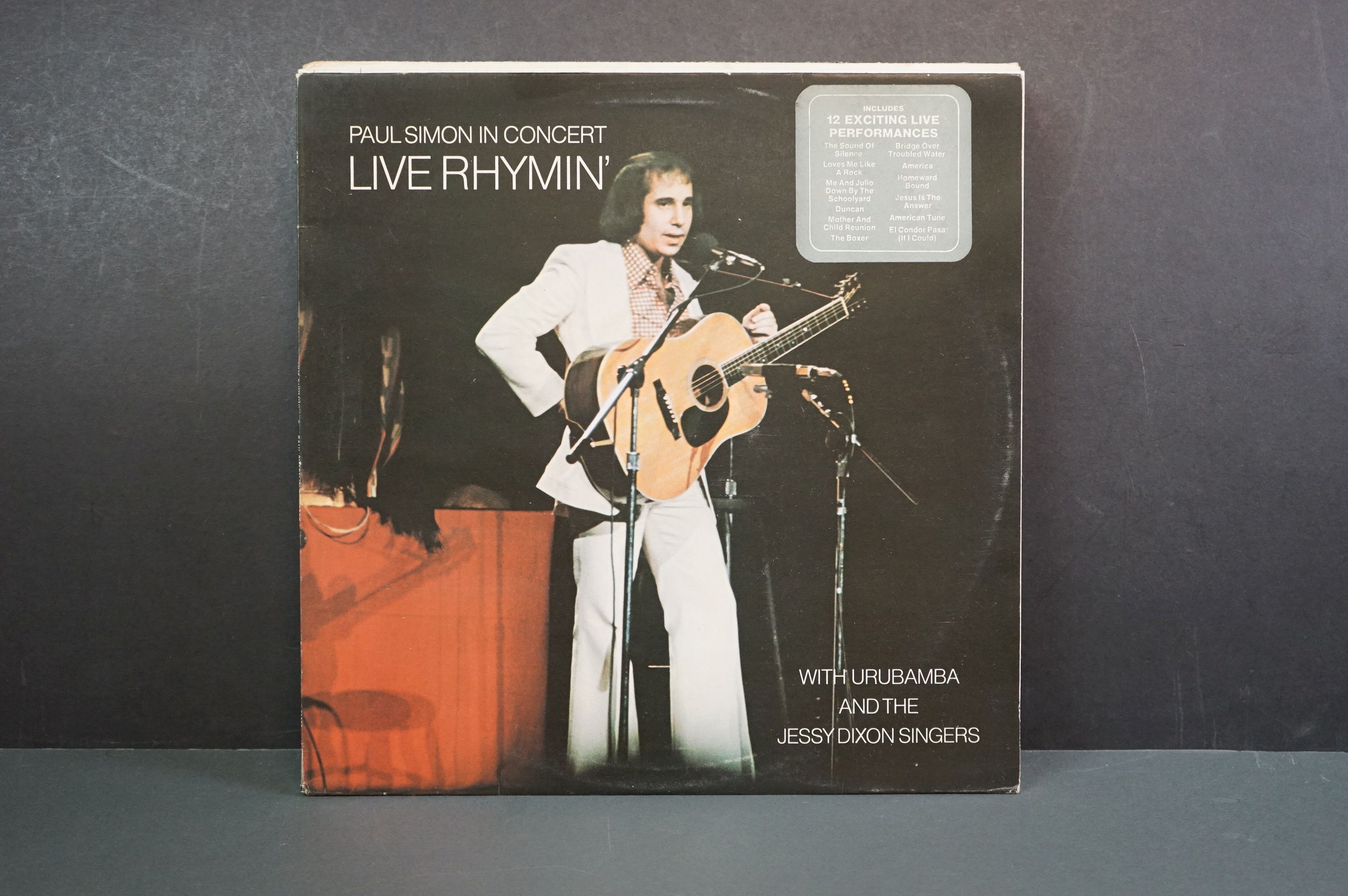 Vinyl - Around 15 Simon & Garfunkel and solo LPs to include Still Crazy After All These Years, - Image 10 of 17