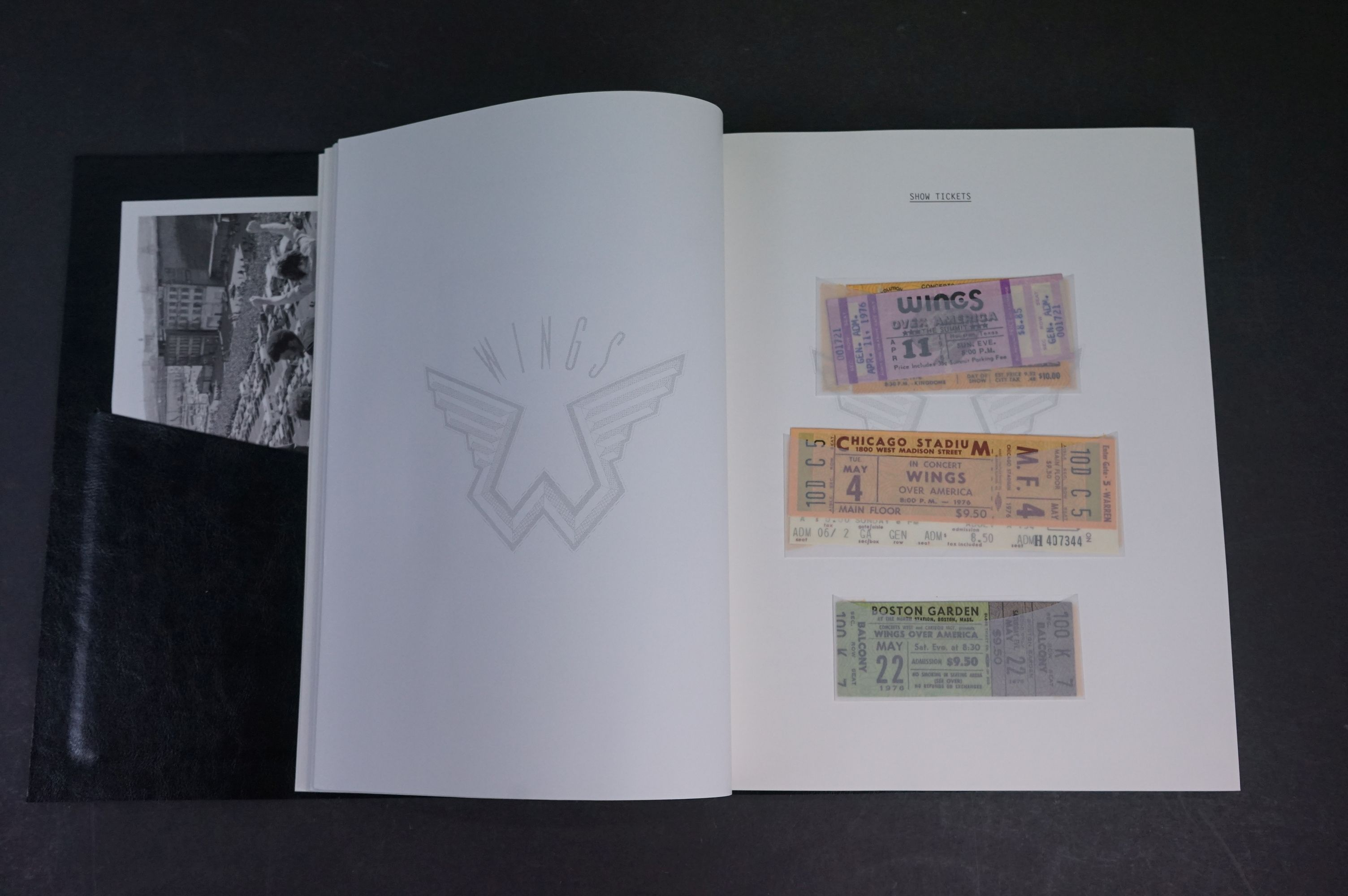 Box Set - Paul McCartney & Wings - Wings Over America numbered box set (03555) deluxe box set, ex - Image 4 of 18