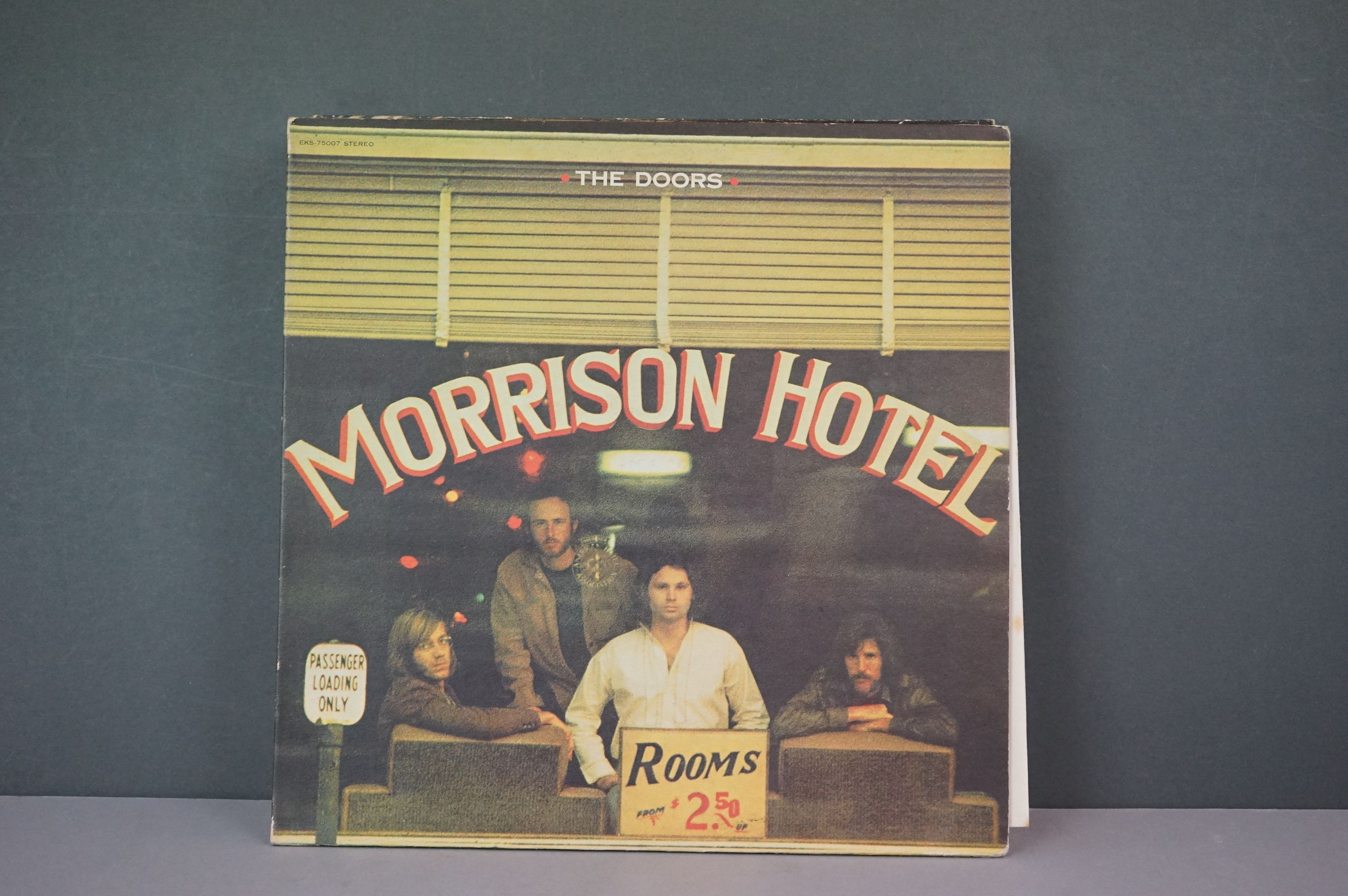 Vinyl - Sixteen The Doors vinyl LP's to include Waiting For The Sun (Elektra Records EKS 74024), The - Image 7 of 17