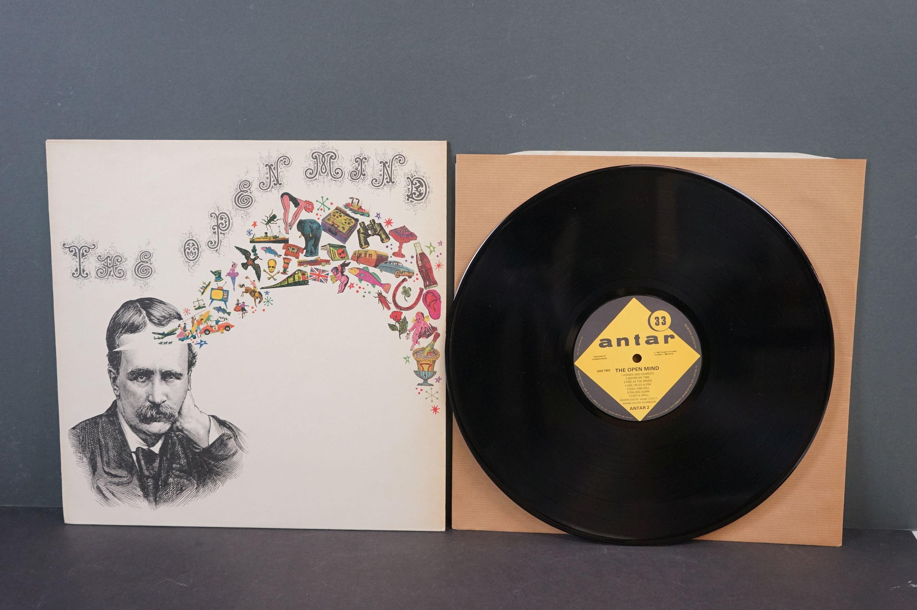 Vinyl - Psych / Prog - Five long deleted reissues of UK Psych / Prog Albums. Open Mind - Open - Image 11 of 12