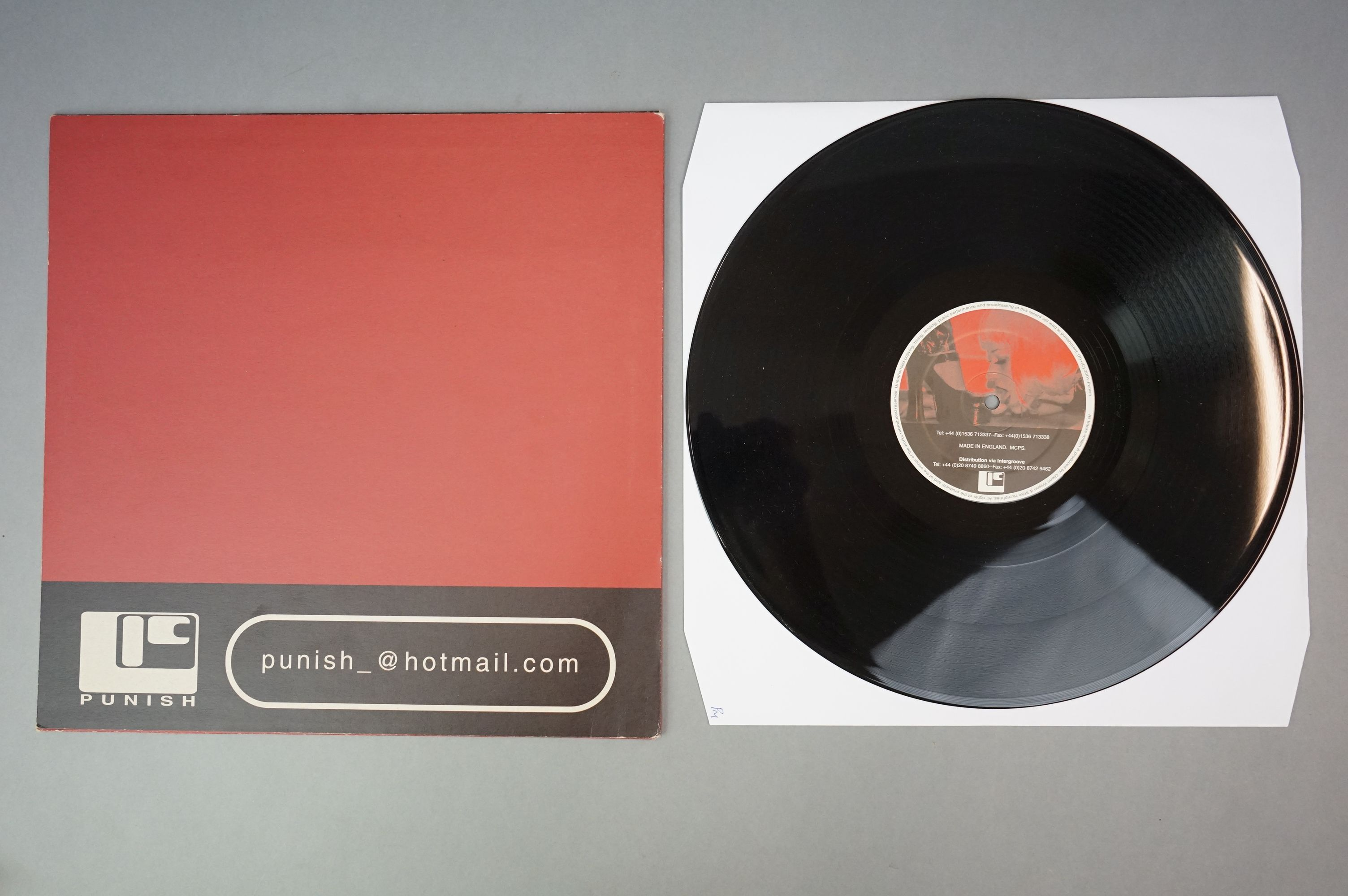 """Vinyl - Glenn Wilson & Mike Humphries 2 12"""" singles to include Miss Strict (PUNISH 3), and Aural - Image 5 of 5"""
