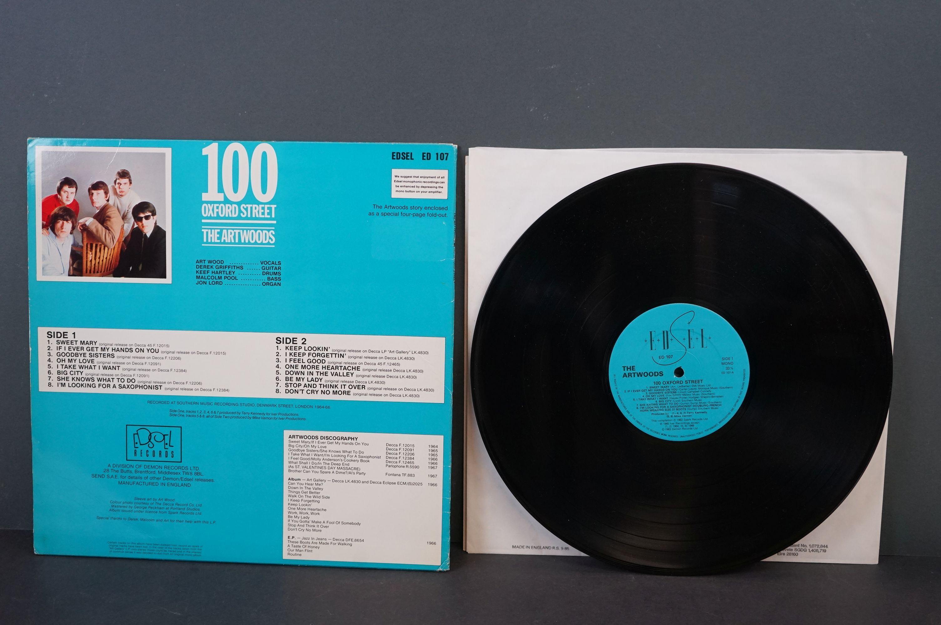 Vinyl - Psych / Prog - Five long deleted reissues of UK Psych / Prog Albums. Open Mind - Open - Image 9 of 12